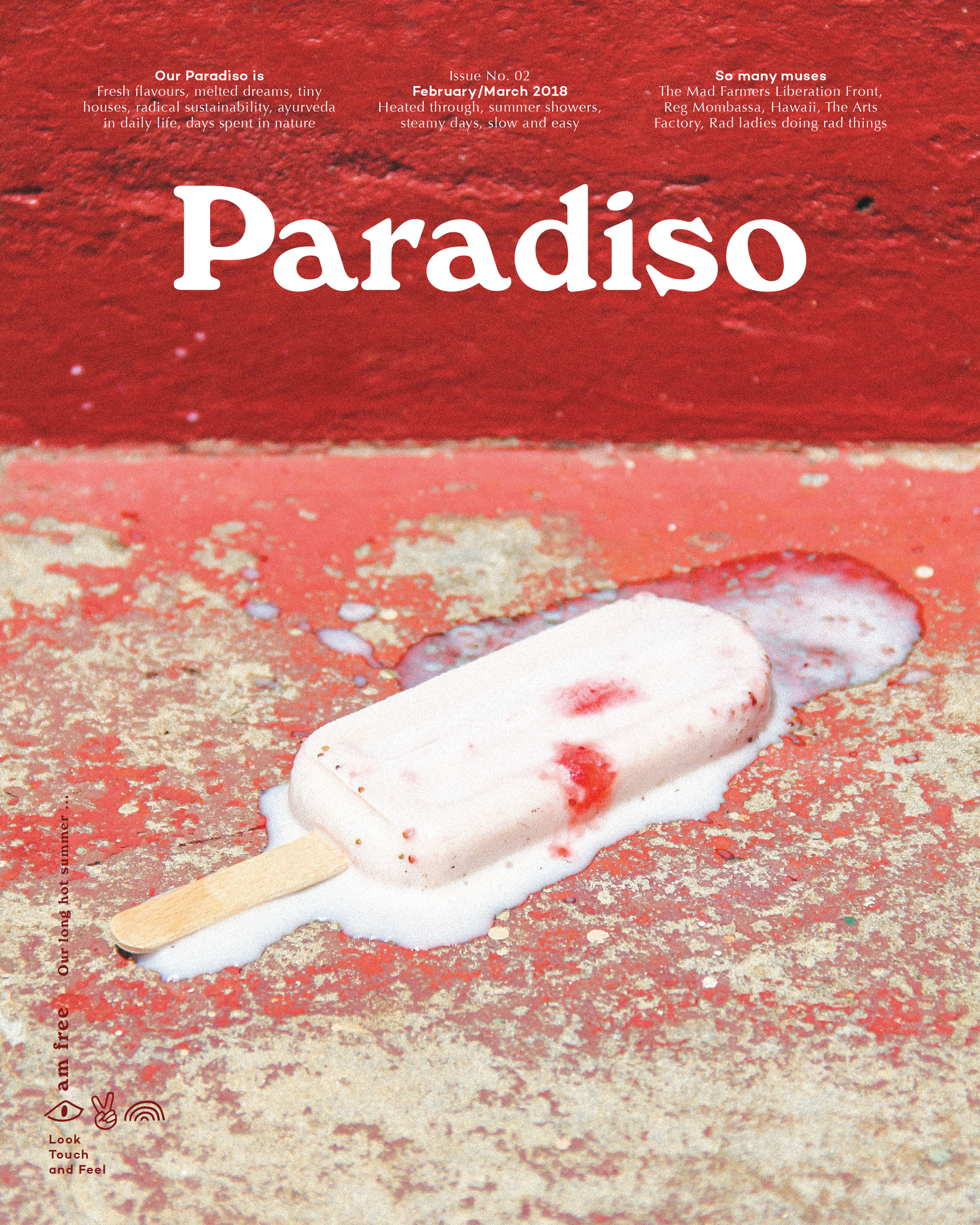 Paradiso Issue 02: Our long hot summer ...