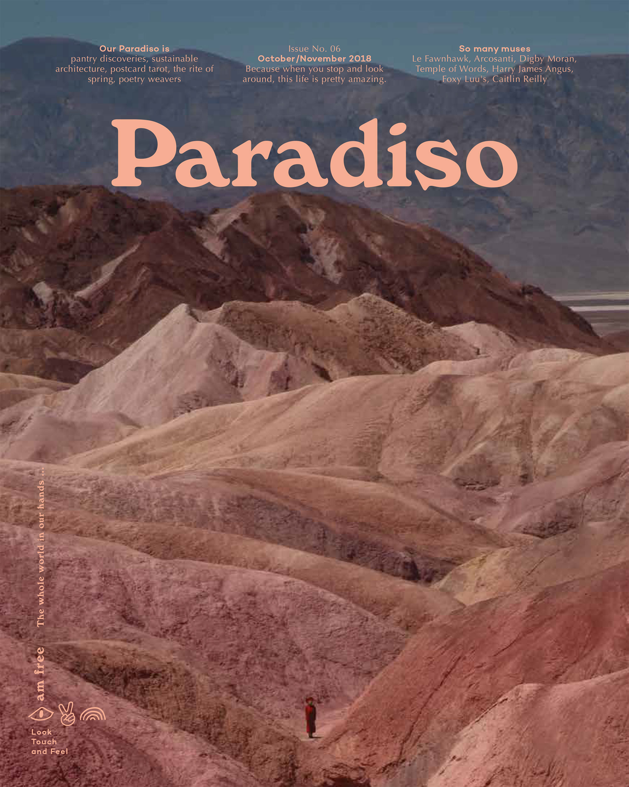 Paradiso Issue 06: The whole world in our hands ...