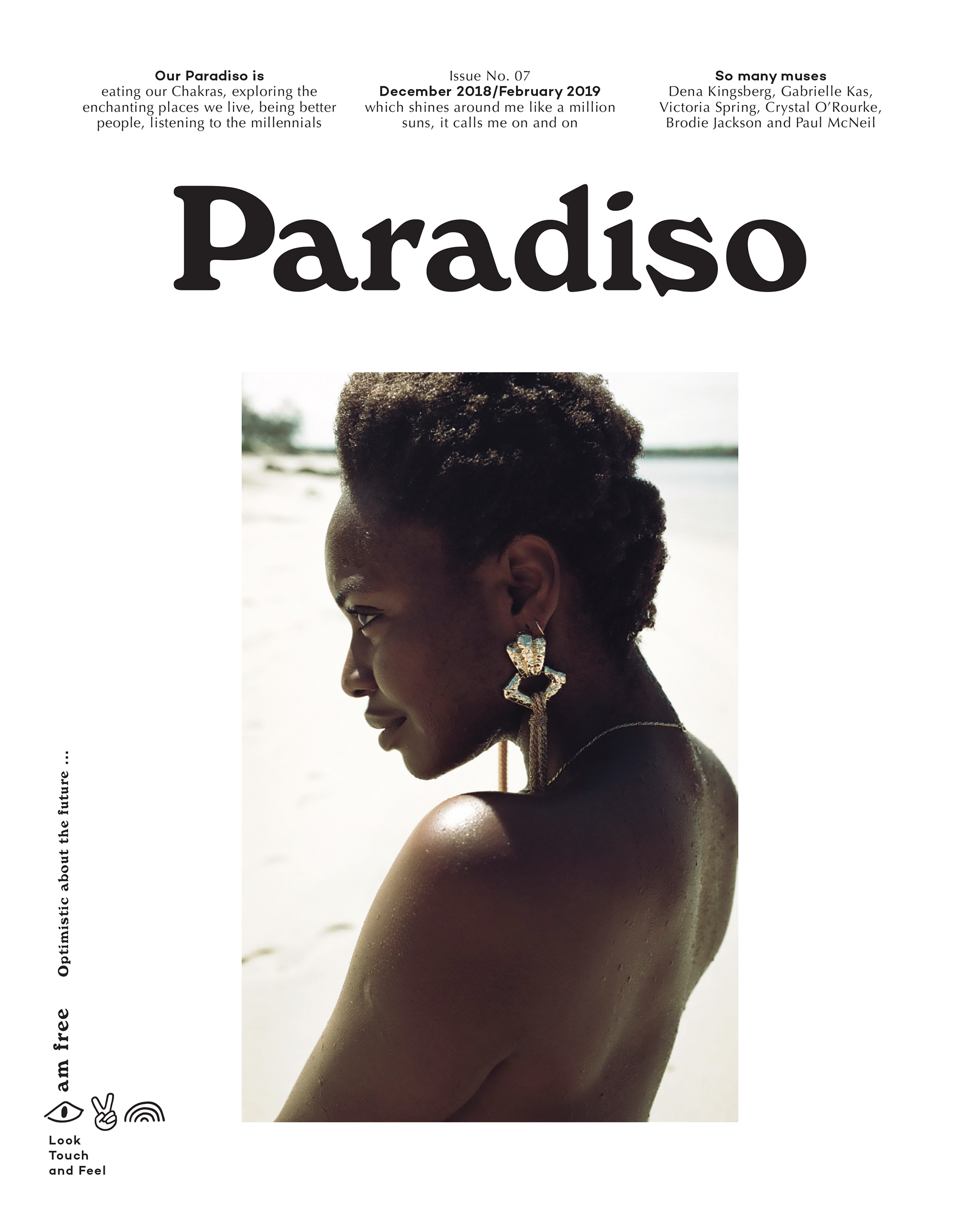 Paradiso Issue 07: Optimistic about the future ...