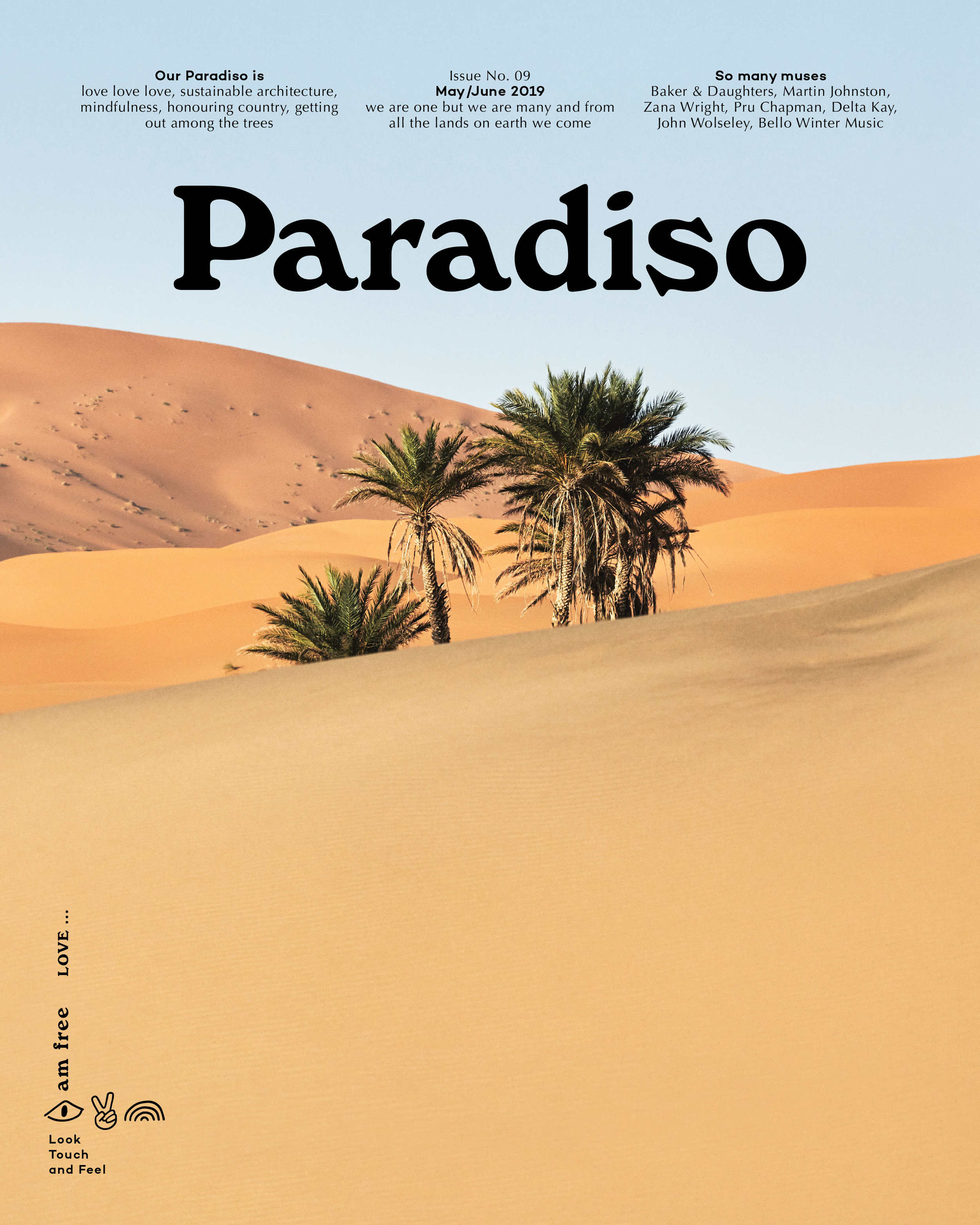Paradiso Issue 09: Love ...