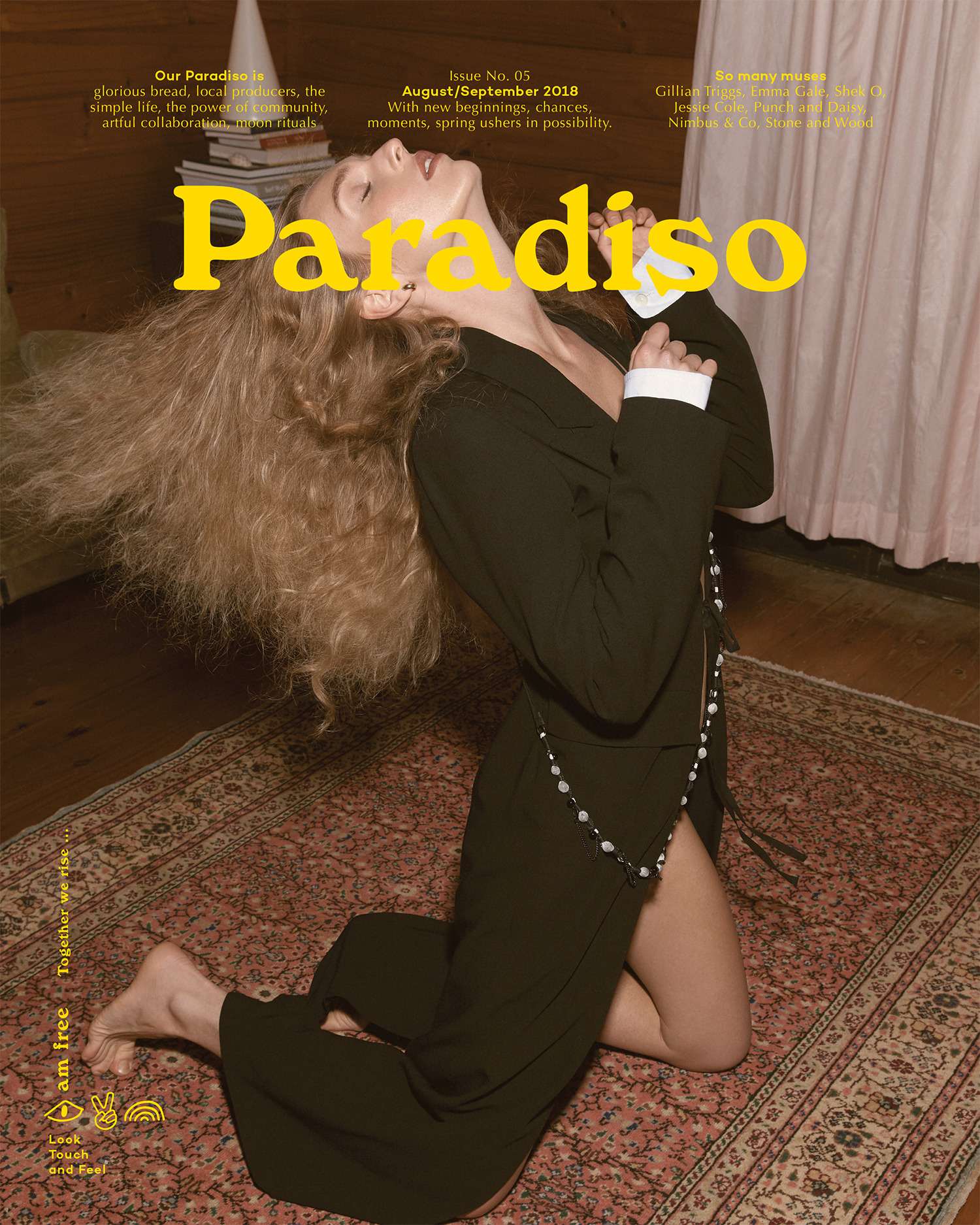 Paradiso Issue 05: Together we rise ...