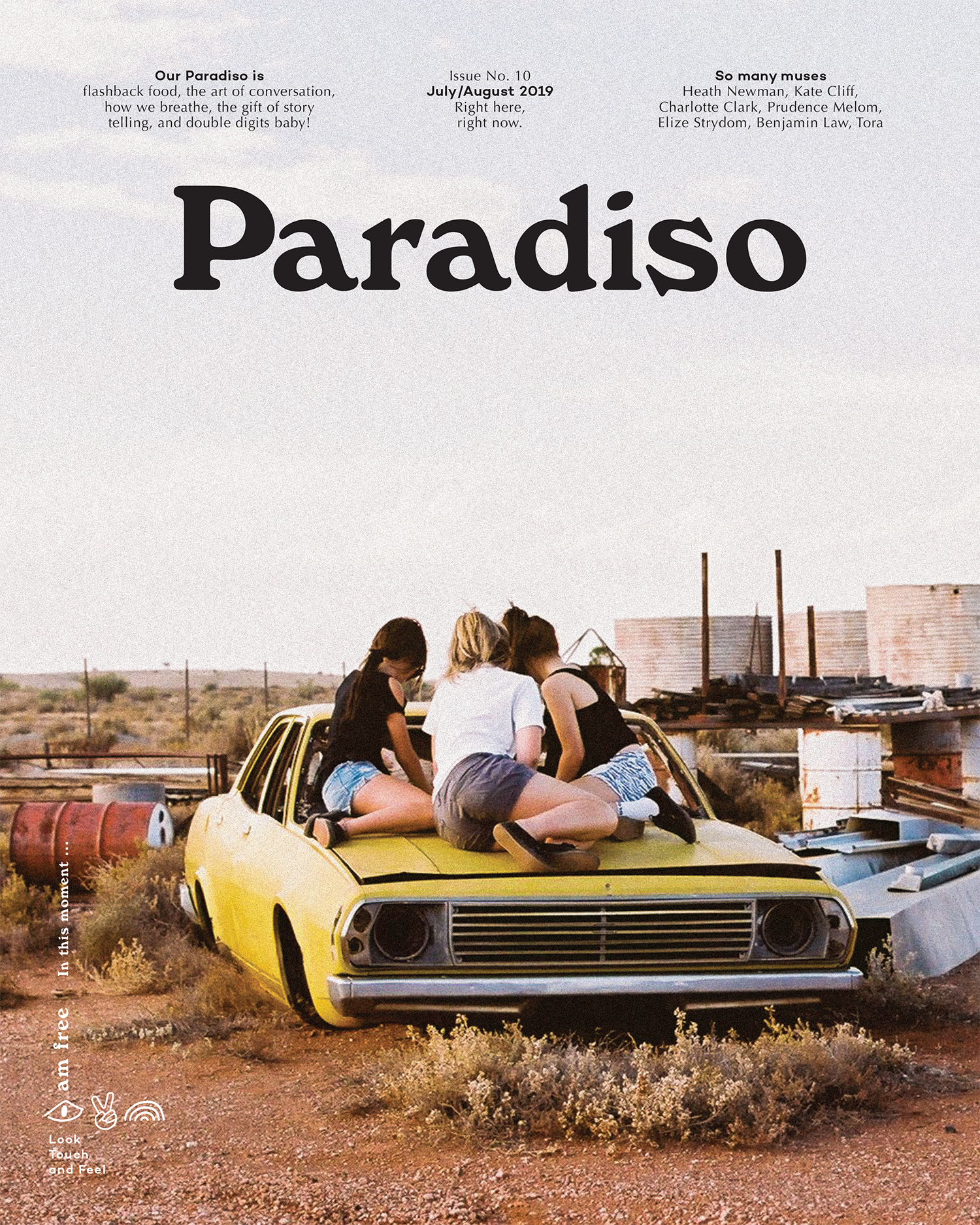 Paradiso Issue 10: In this moment ...