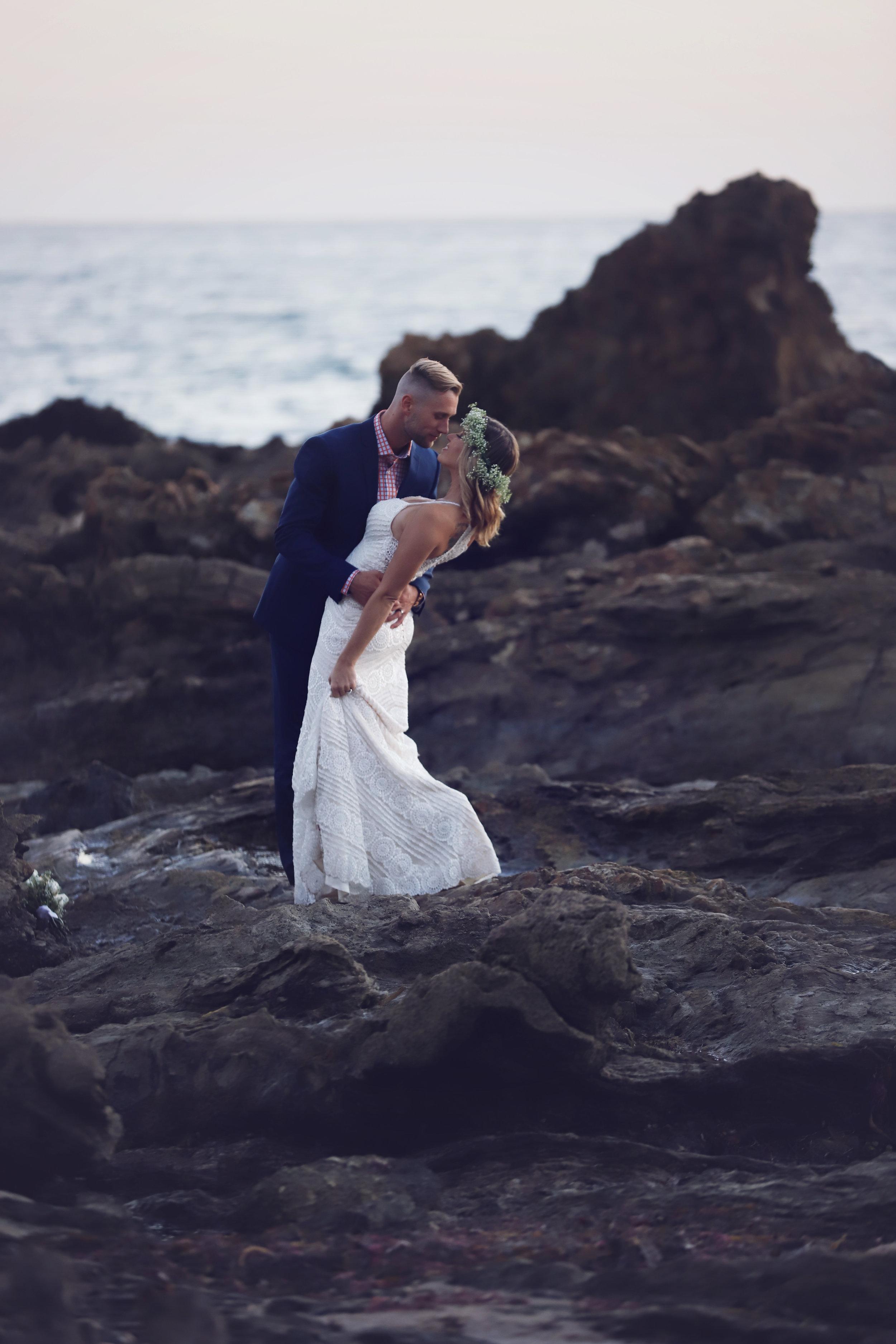 California wedding photos