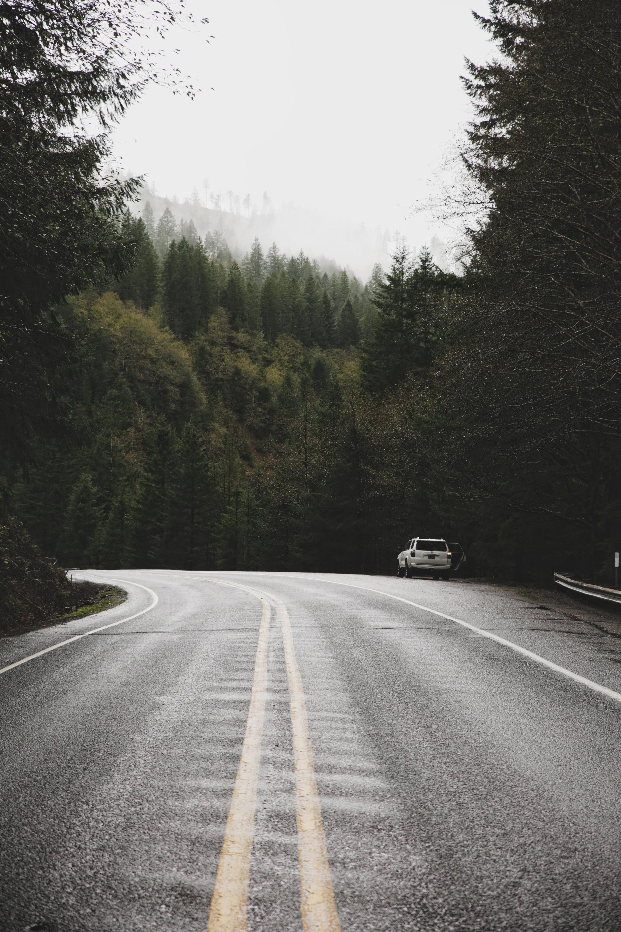 roadtrip PNW