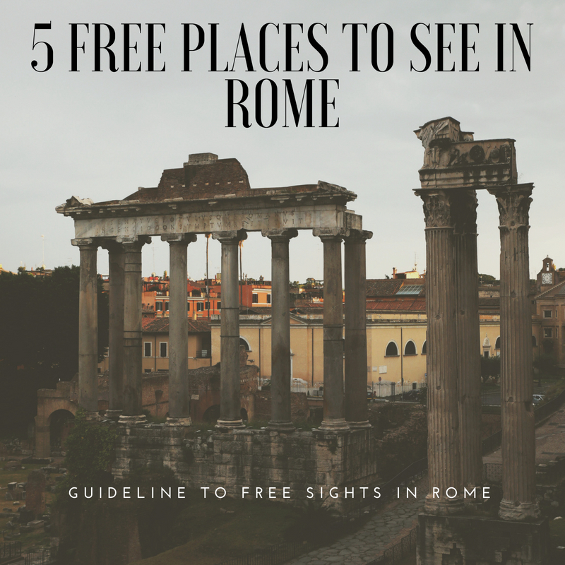 How To See Rome
