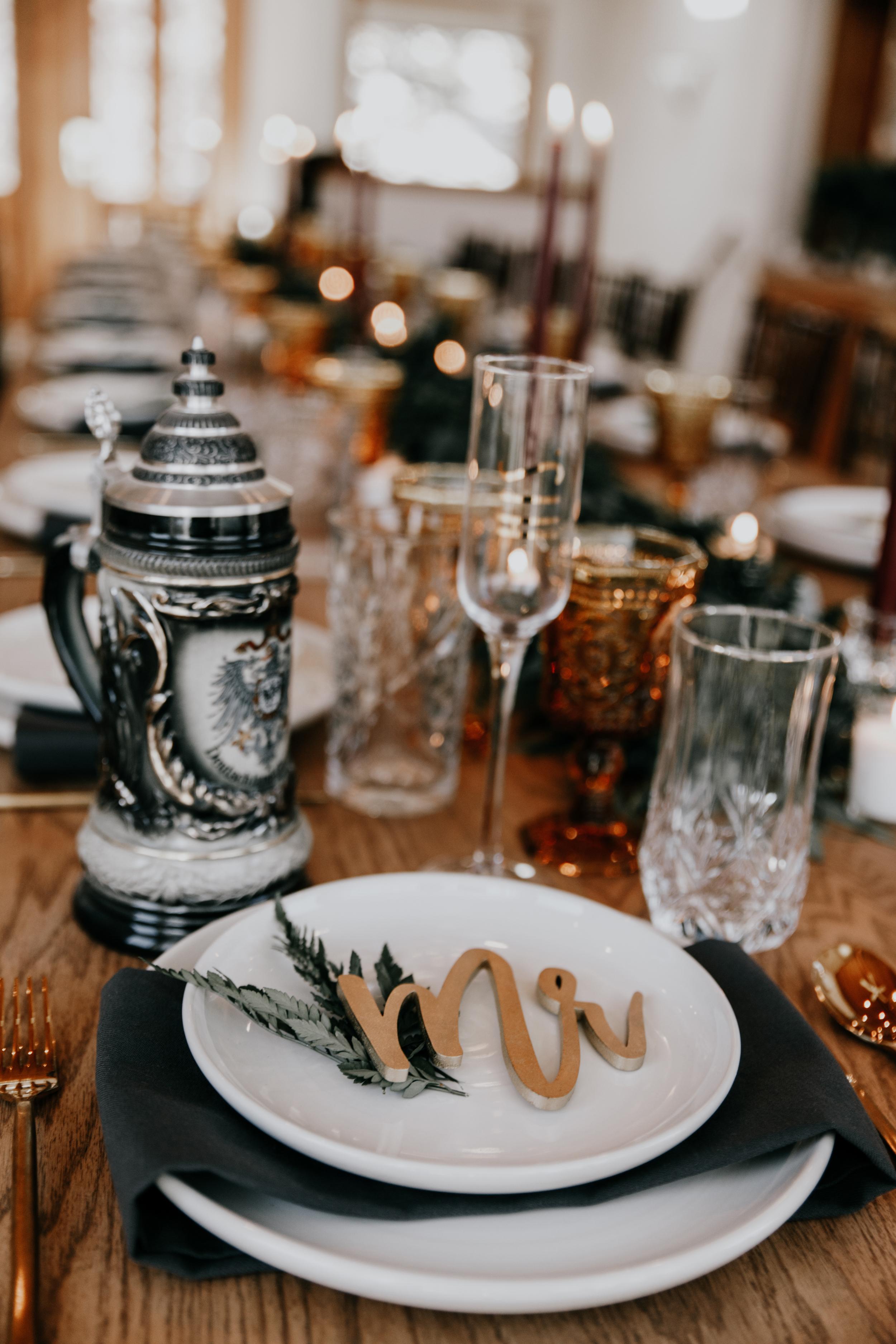 sweetheart table | San Diego wedding Photographer