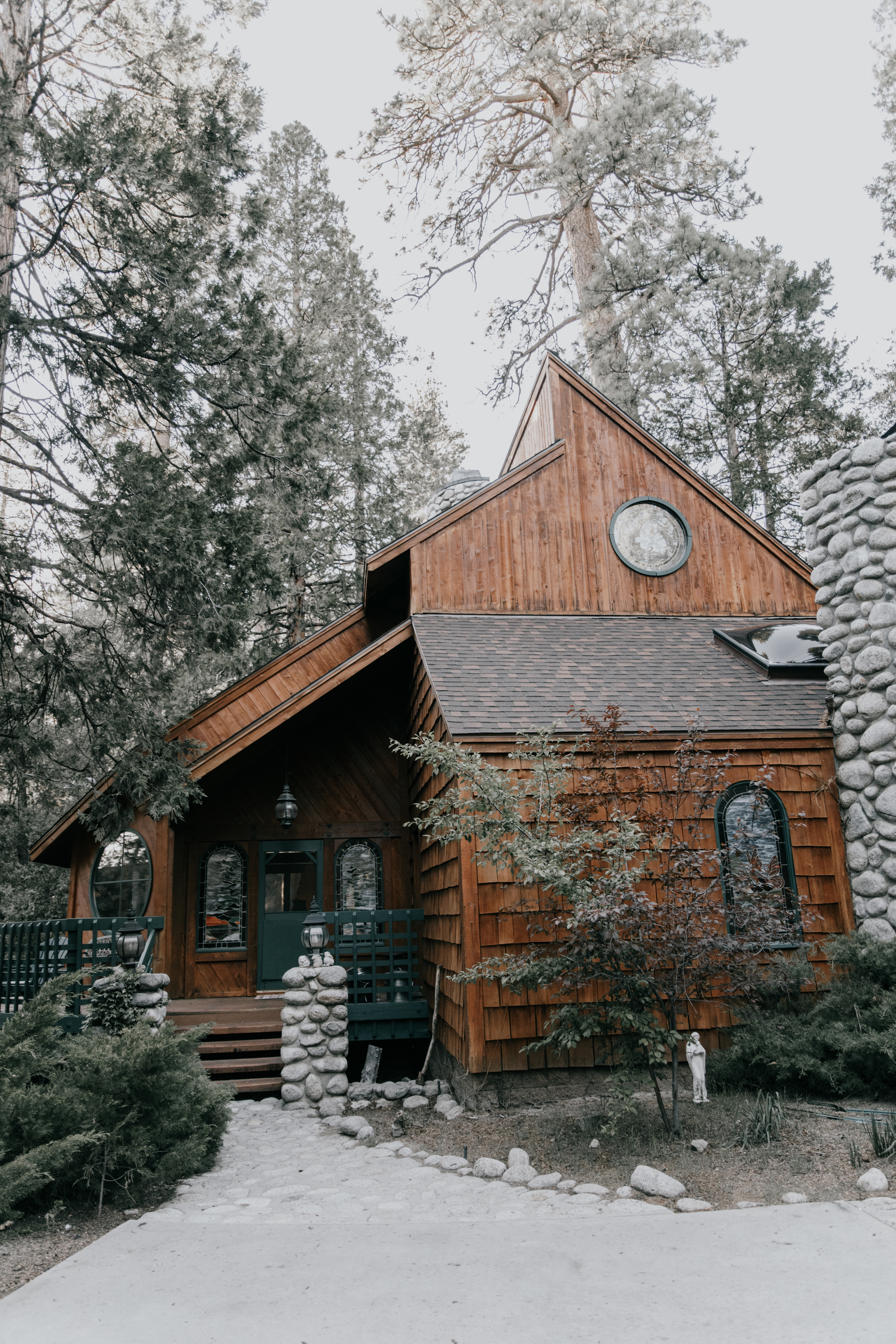 cabin vibes