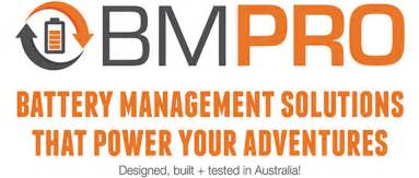 BMPRO battery chargers
