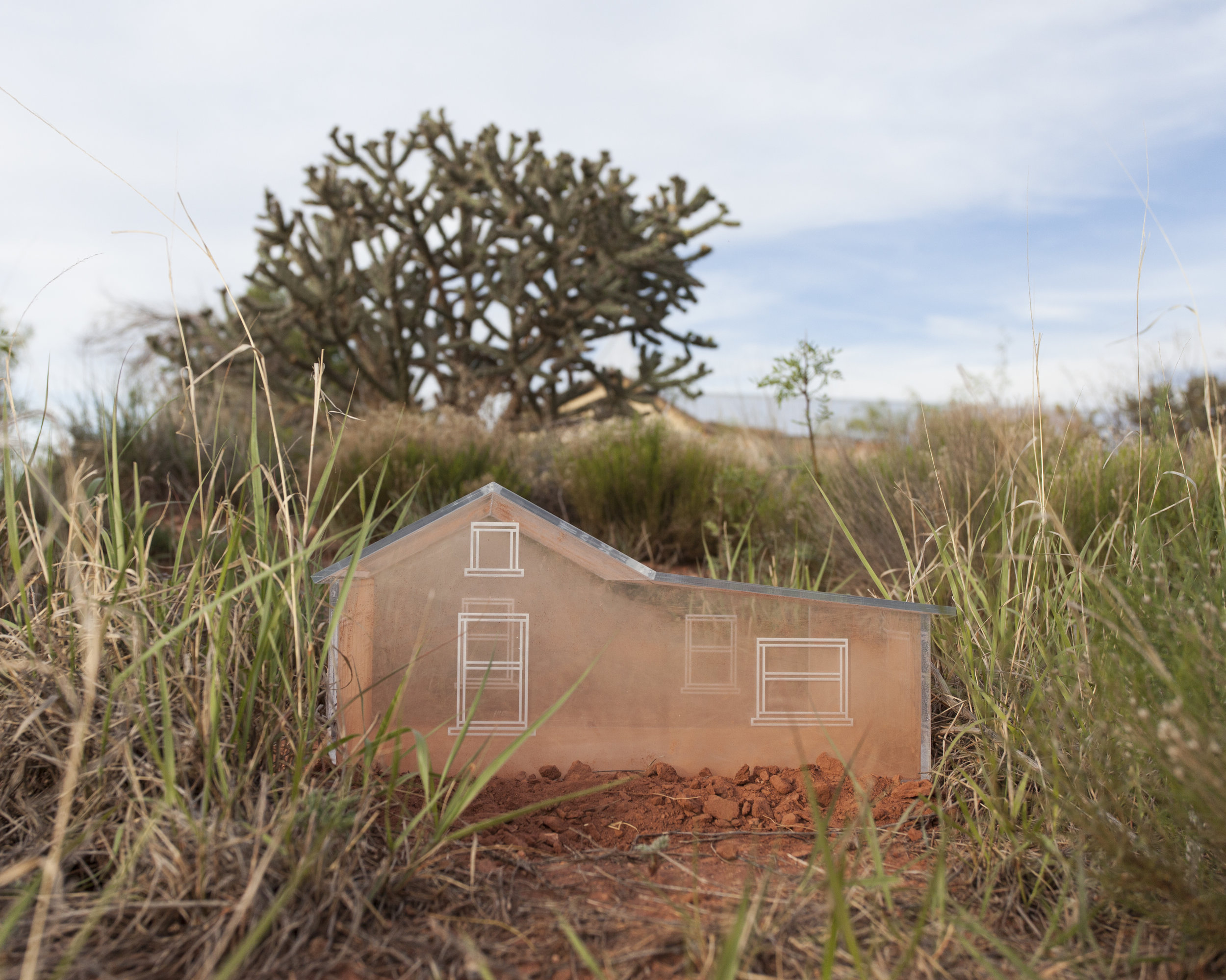 Vessel I Installed - Cuervo, New Mexico