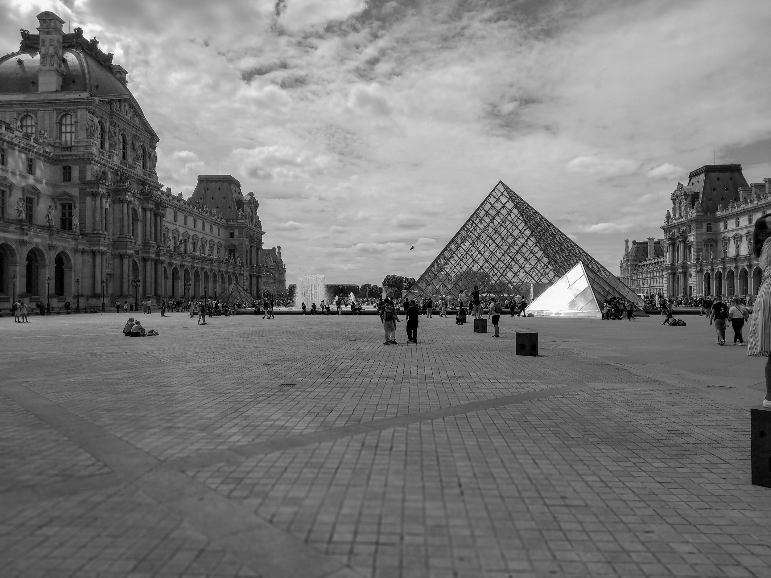 The Louvre — Paris, France