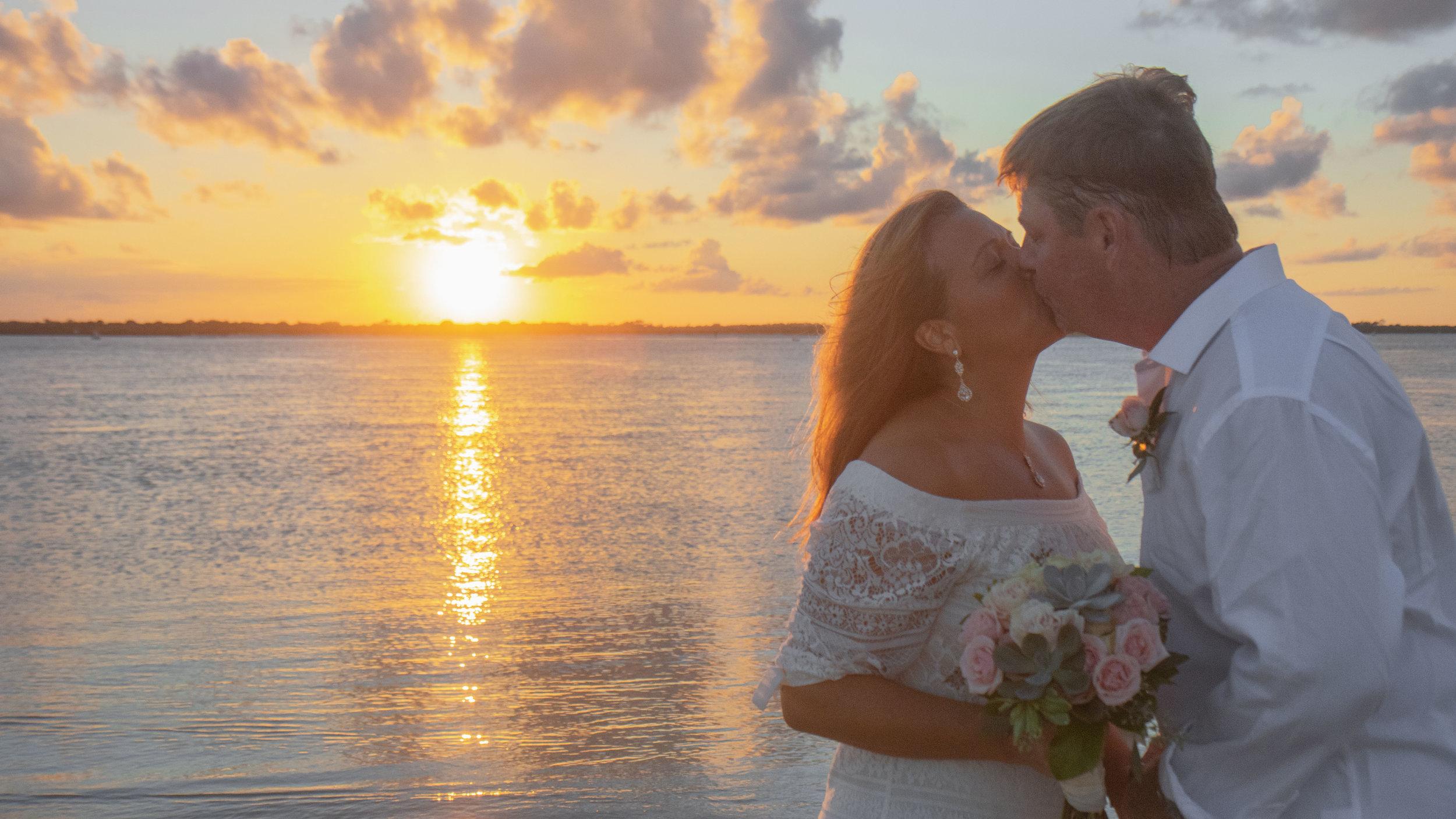 Randy and Cheryl - October 2018 - New Smyrna Beach, FL