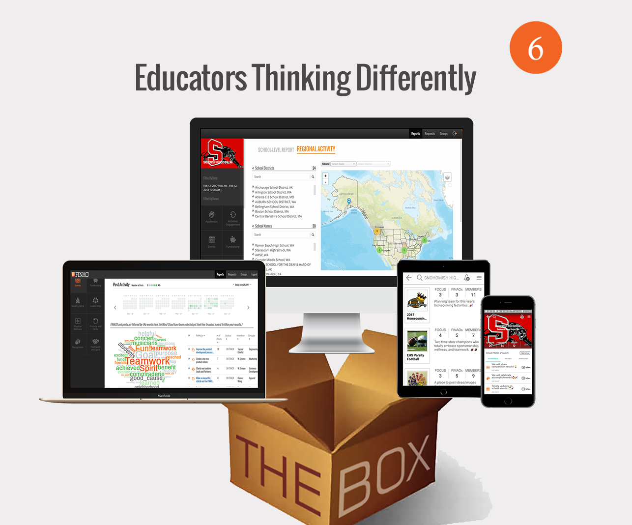 Think Differently - Informed By Data
