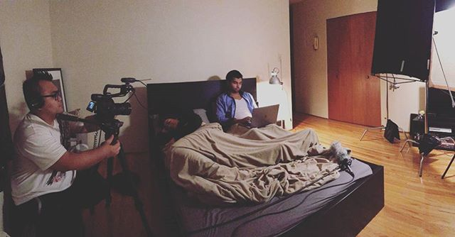 Sleeping time ° ° ° #demoreel #actorslife #actors #actorsreel #filmmaking #filmmaker #youngcastle #cinematography #cinematographer #director #c100mkii  #c100 #loveislove #loveit #funonset