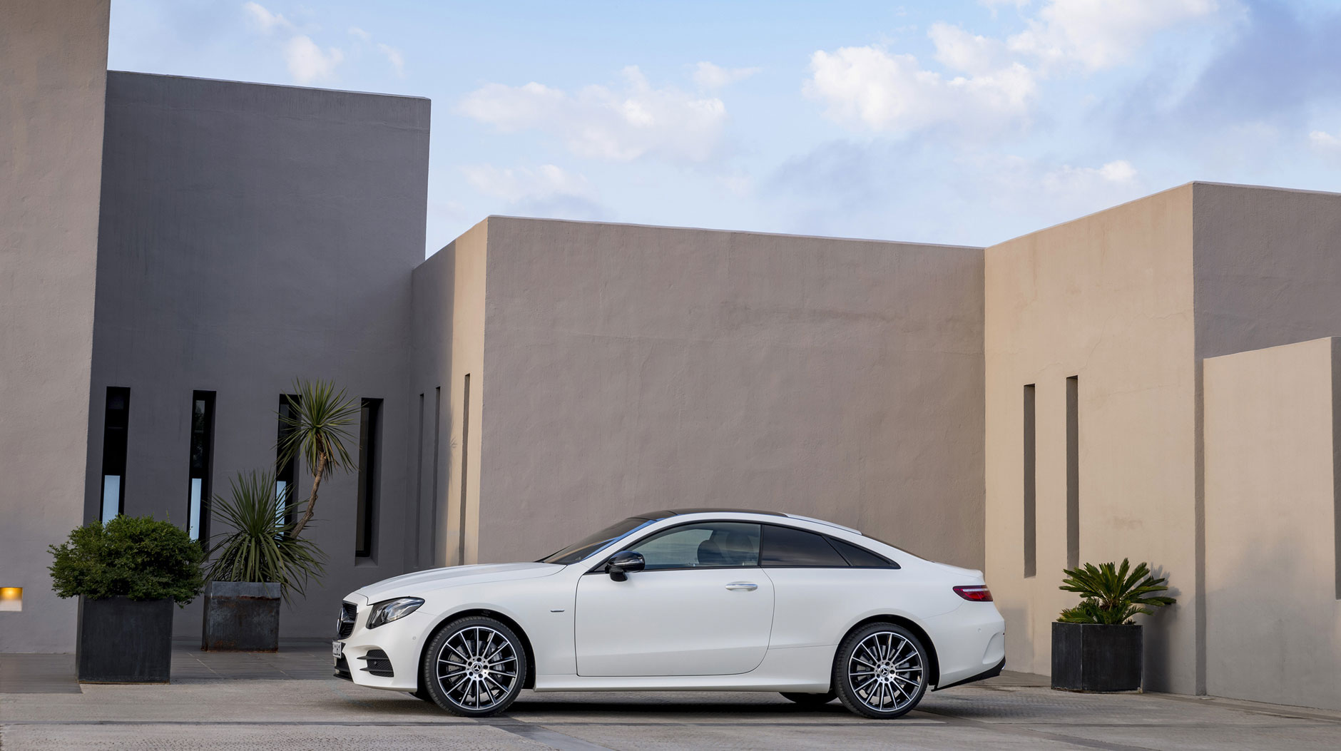 mercedes e-class coupe added 6/20/17