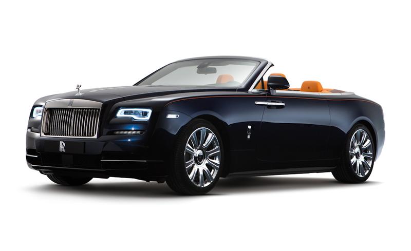Rolls Royce Dawn added 6/20/17