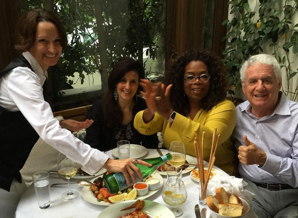Intimate dinner with oprah added 6/20/217