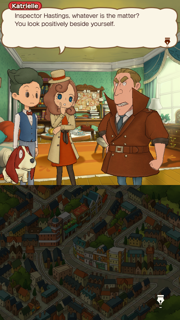 LAYTON'S MYSTERY JOURNEY: REAL WORLD PUZZLE SOLVING