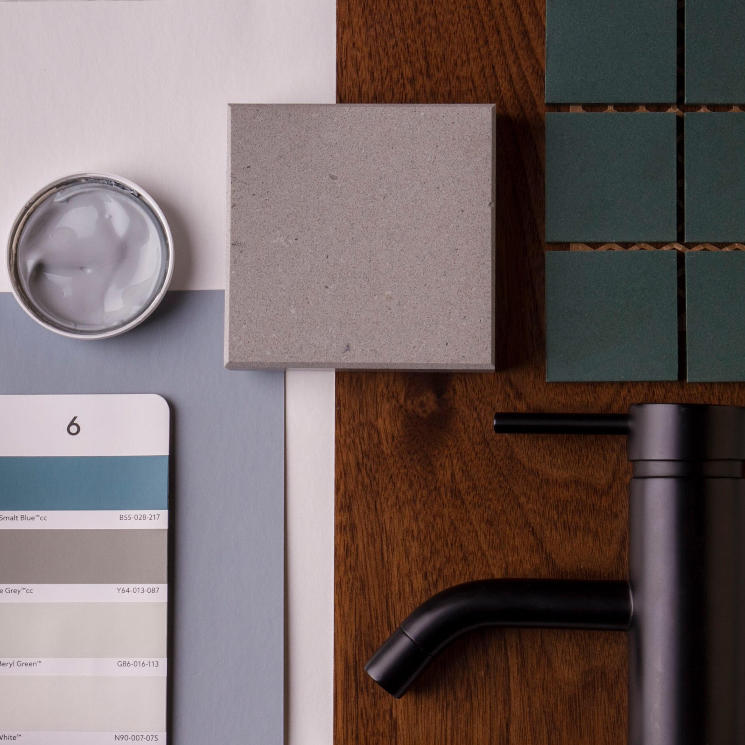 kitchen & bathroom design -