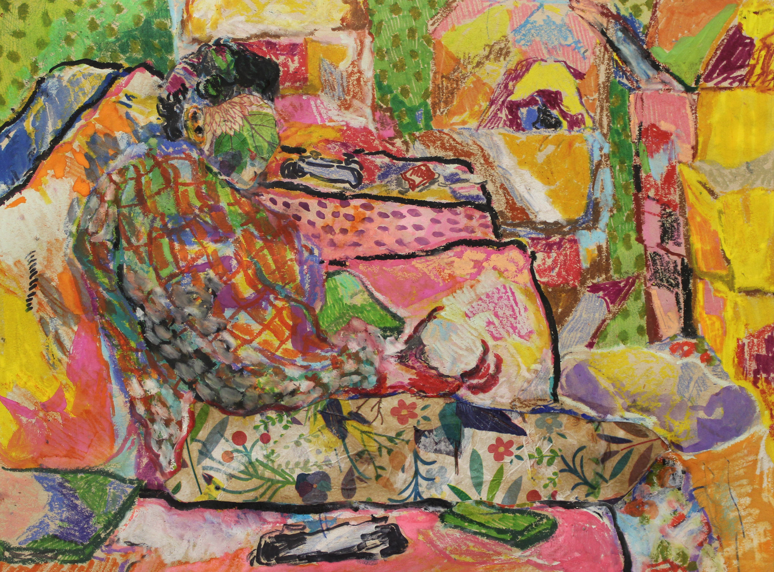 LRCouch Slouch_2018_mixed media_9x12in.jpg