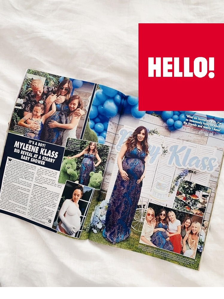 HELLO MAGAZINE, JULY 2019
