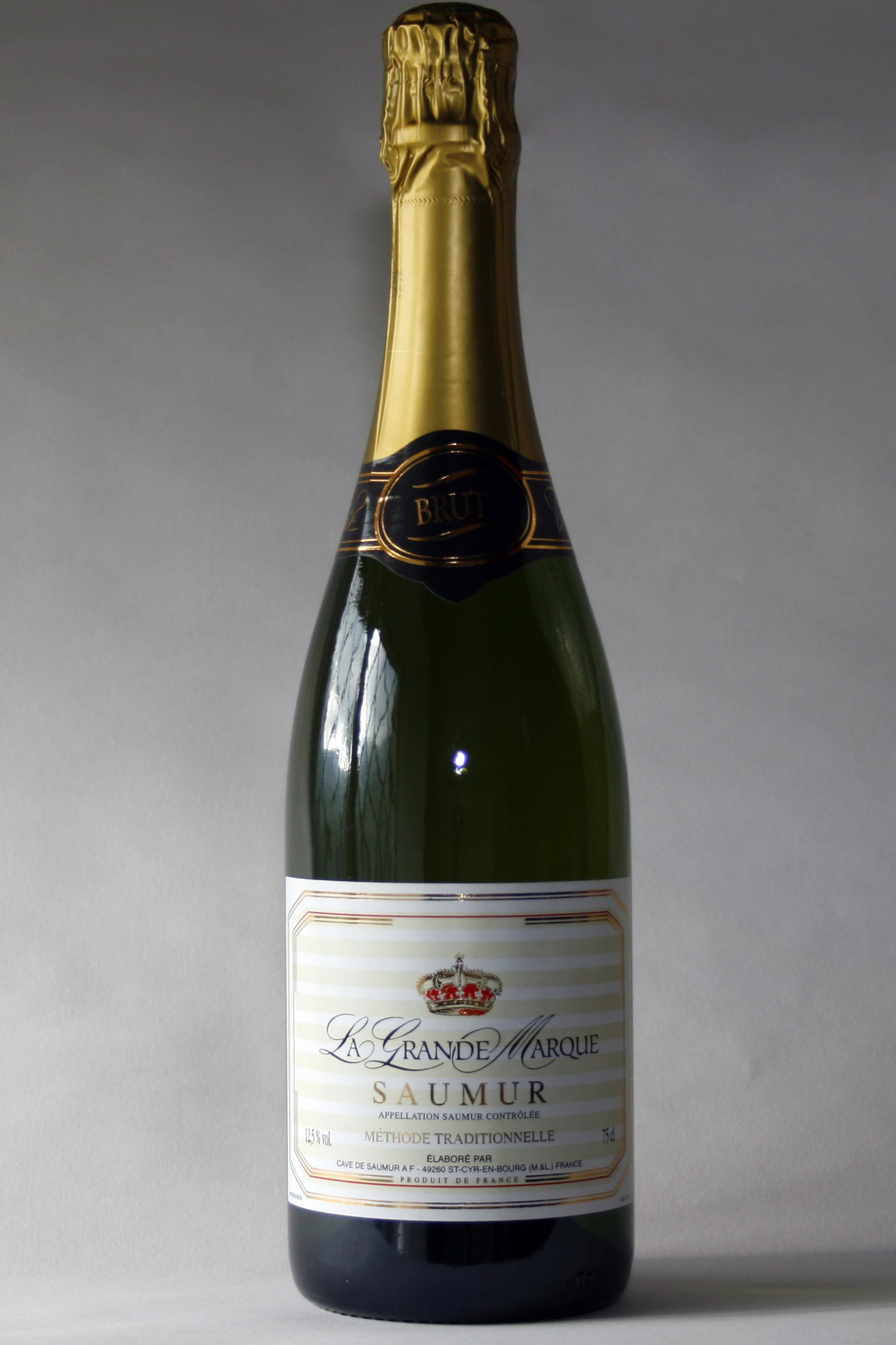 La Grande Marque, Saumur. Sparkling Wine - DETAILS TO COME