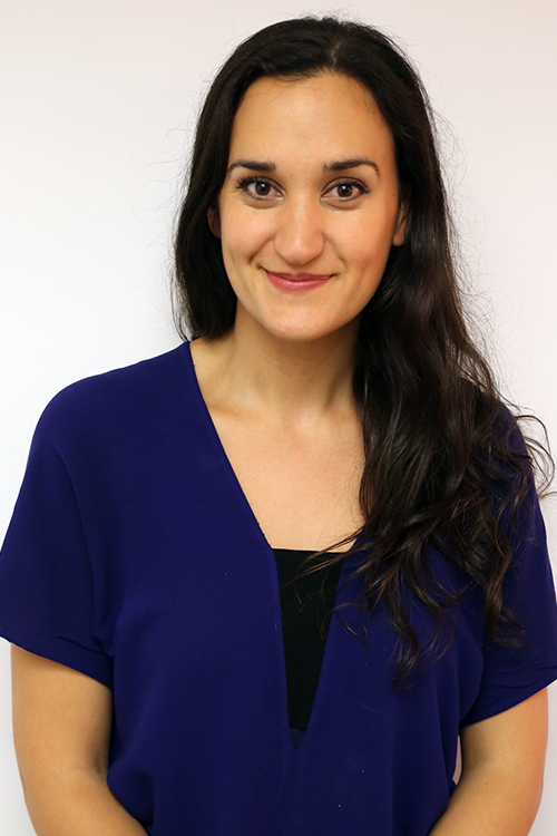 Head of Production - Sara Hashem - Sara works on the basis that we keep her identity secret and continue to aid her flight from justice.