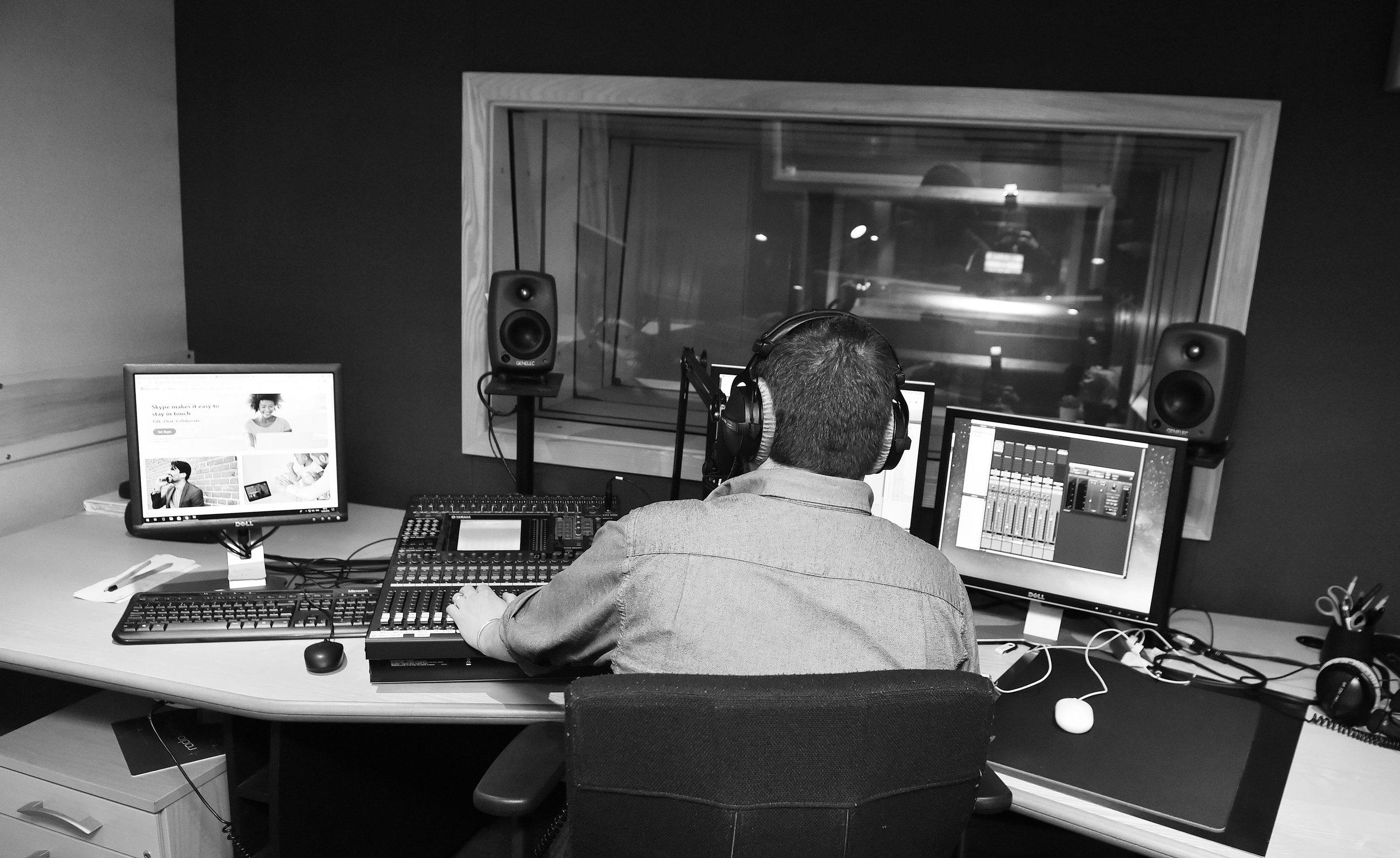 Studio Two - Self op: £110 p/h