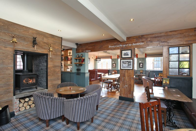 Warm, Homely & Relaxing - All our food is made from scratch, and with our new dining room theatre you can watch your food's journey from order to plate.We also have a double sided log burning fire, great for the cold winter nights and ample car parking facilities.