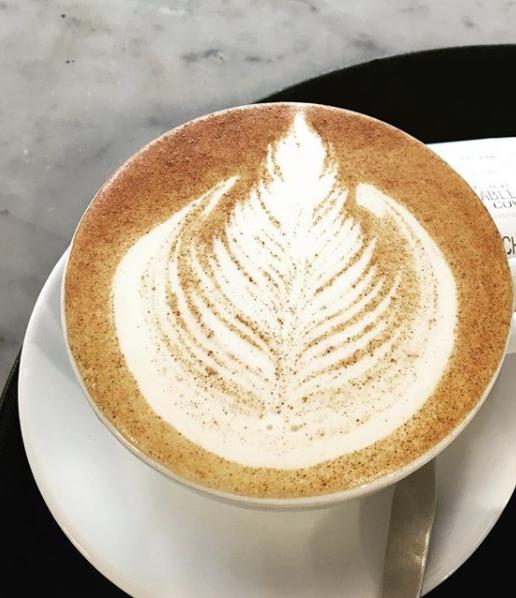 Huffkins Cheltenham Tearoom Artisan Coffee