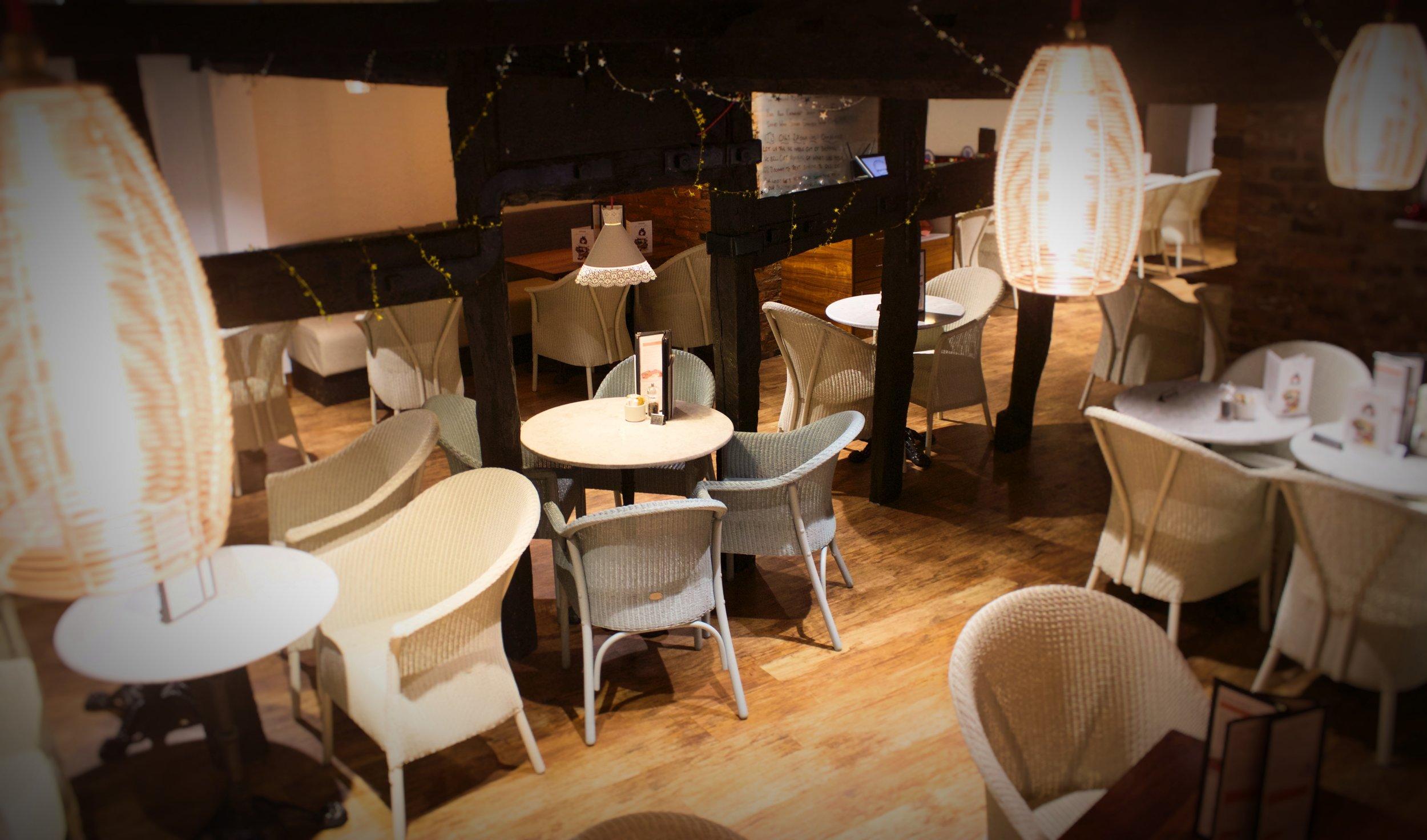 Huffkins Stratford upon Avon Restaurant & Tea Room
