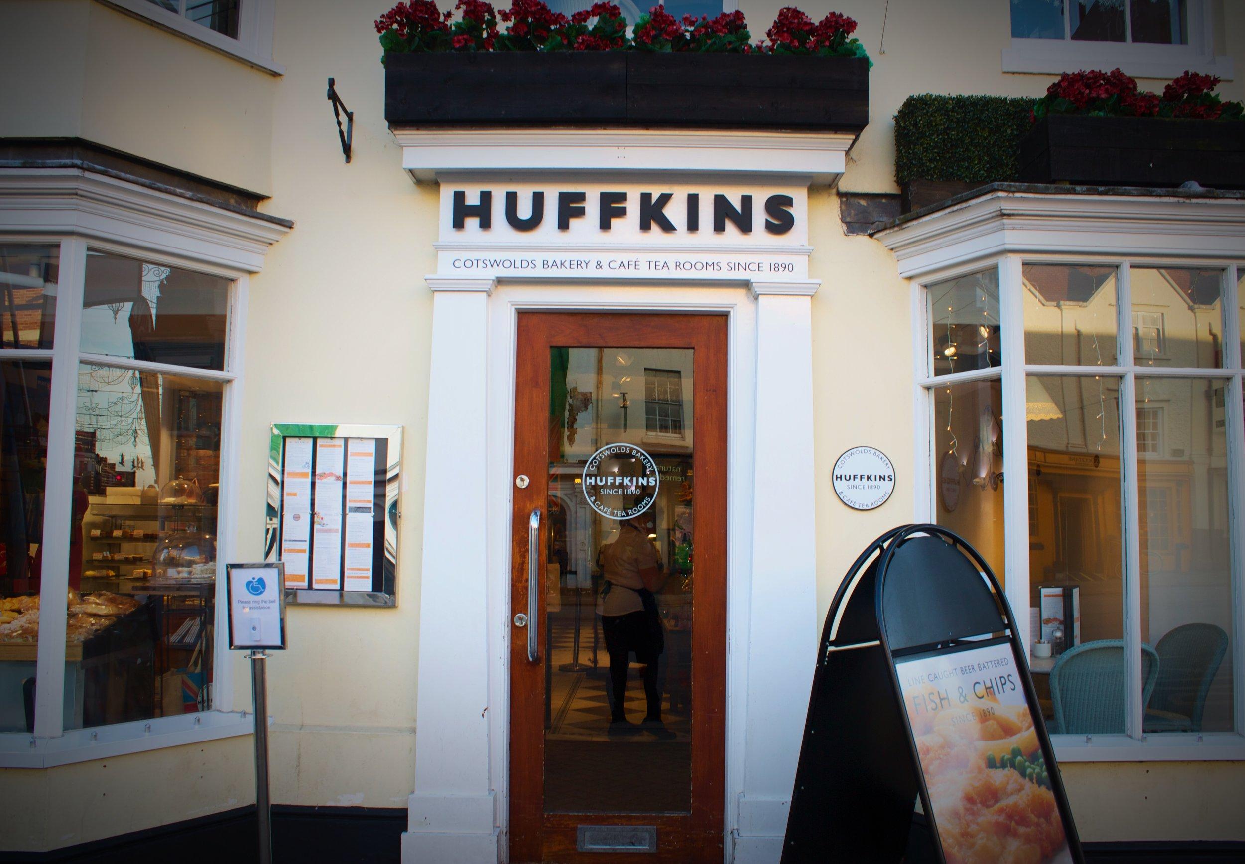 Huffkins Stratford upon avon Bakery & Cafe