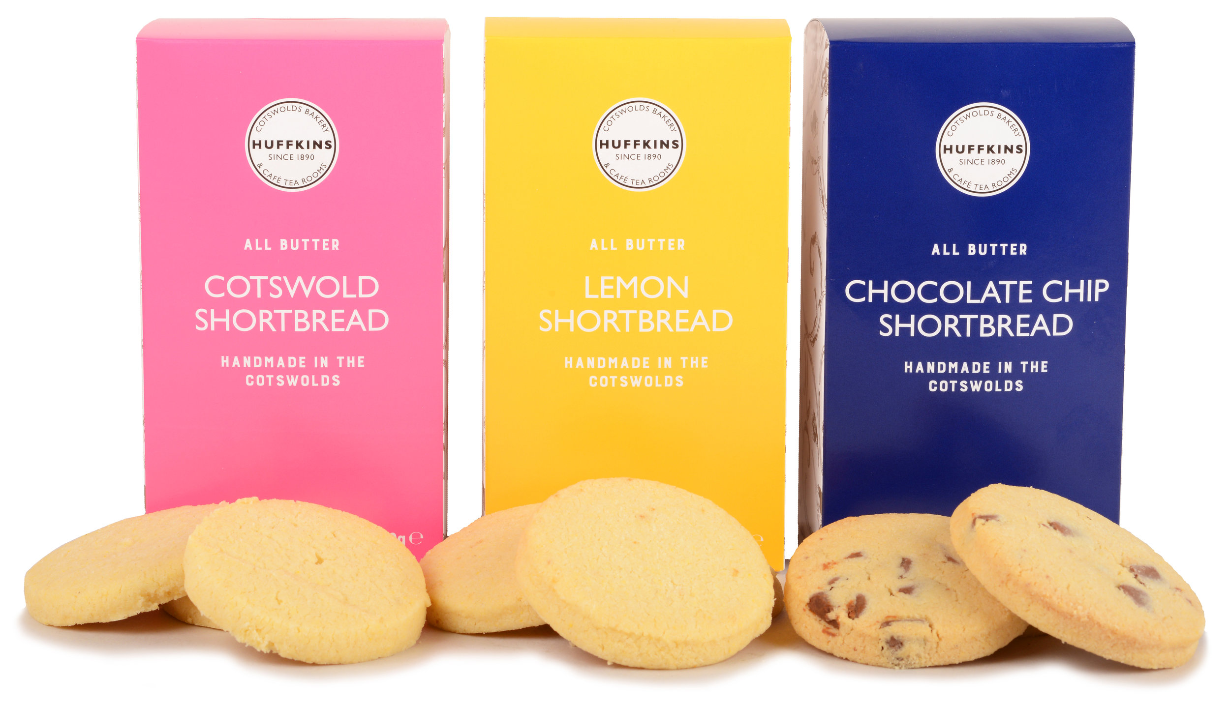 Bestsellers - our most popular handmade biscuits