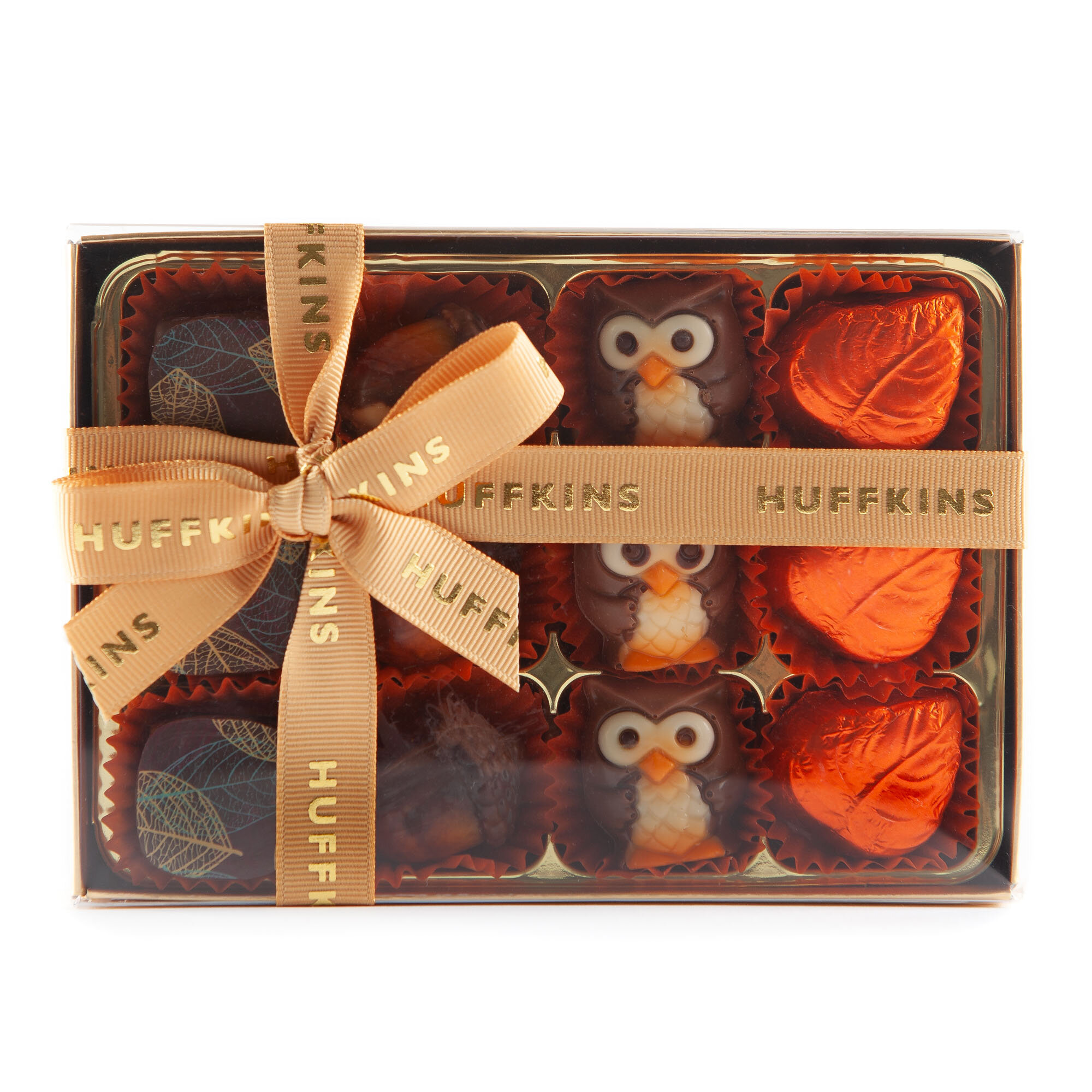 Autumn leaves… - delicious seasonal chocolates