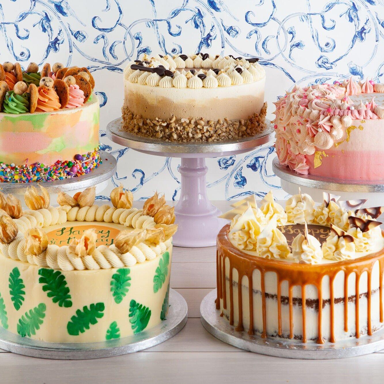 Celebration Cakes - Explore the range