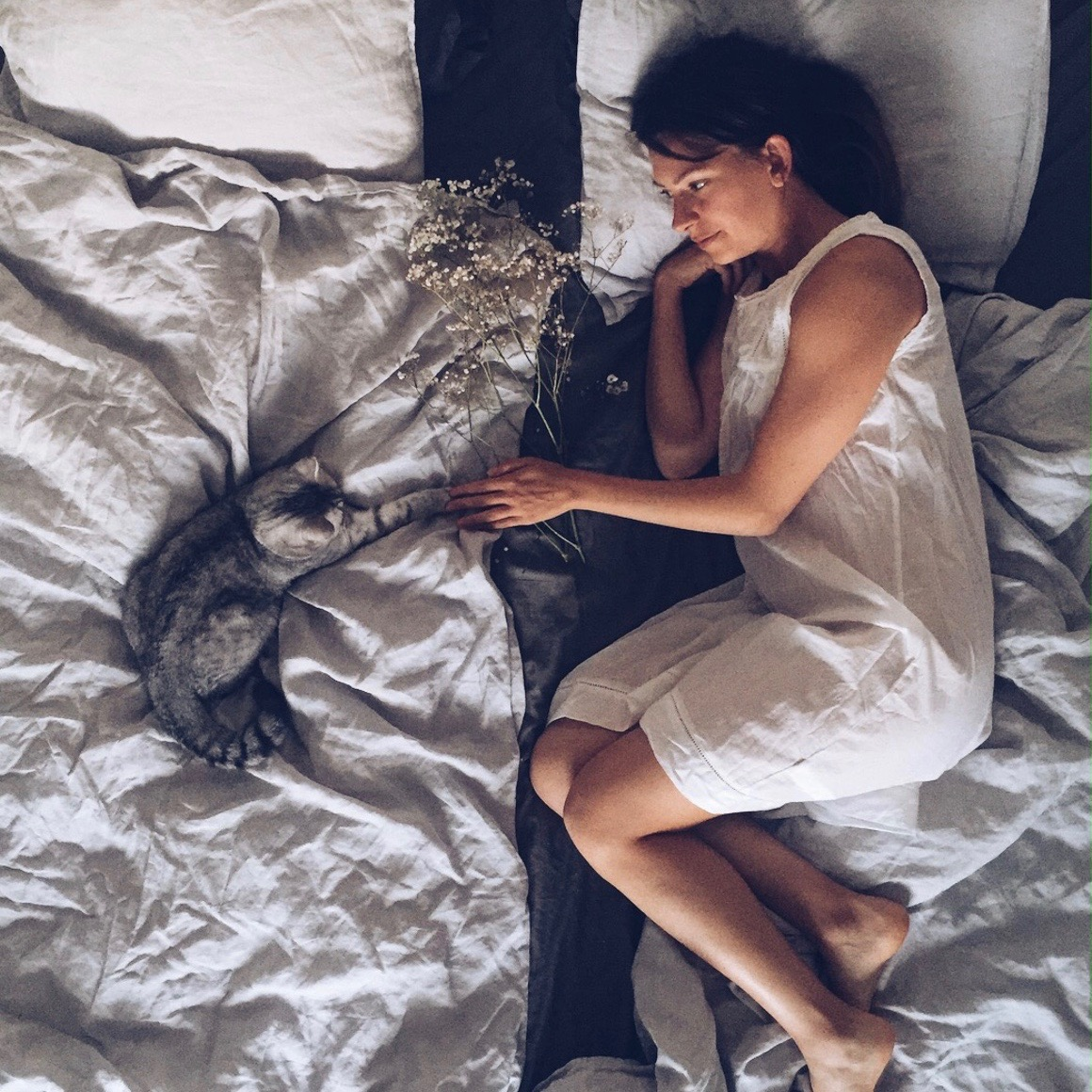 Best friends girl and her cat.jpg