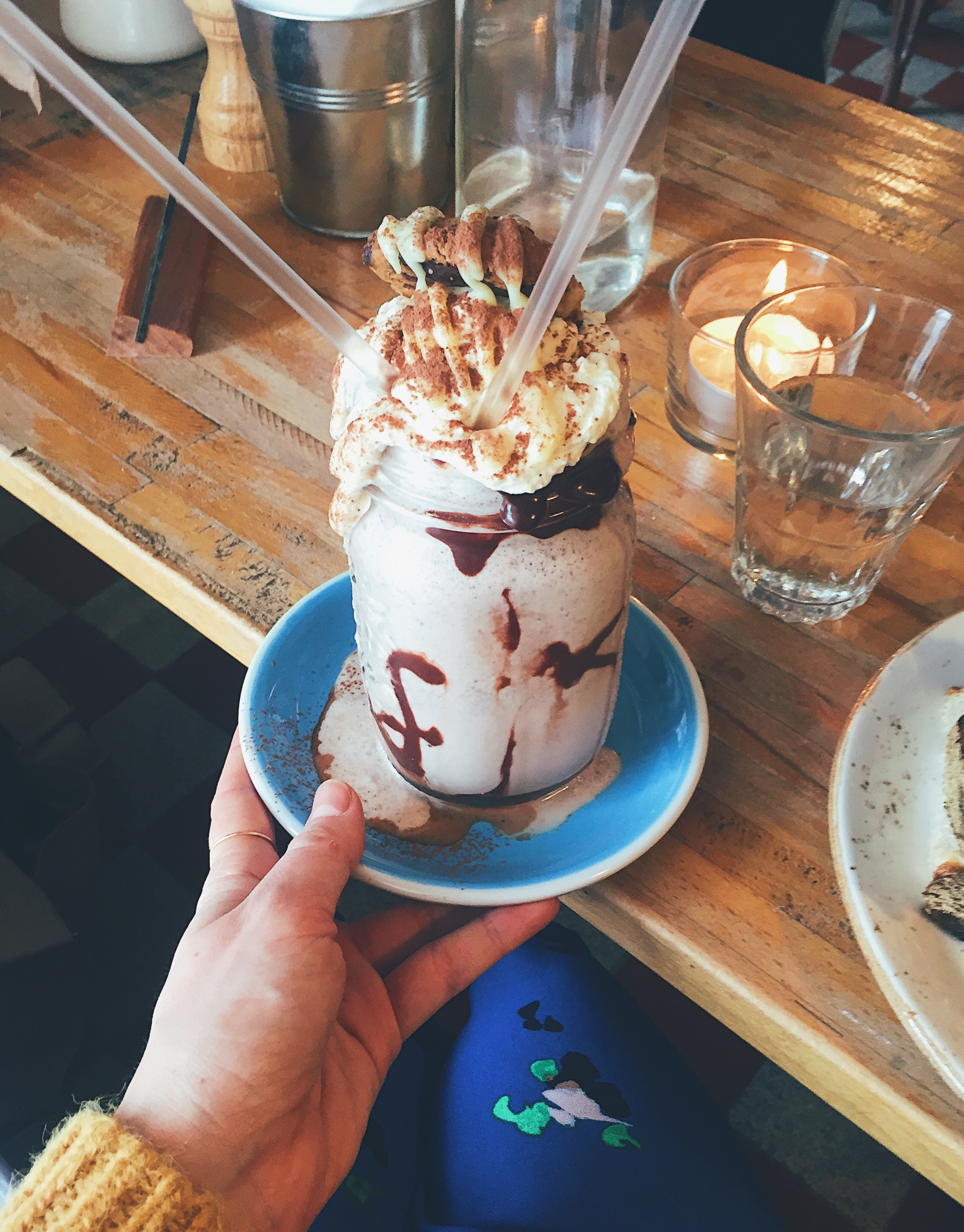 The most instagrammabel spots in STockholm- Cafes and freak shake