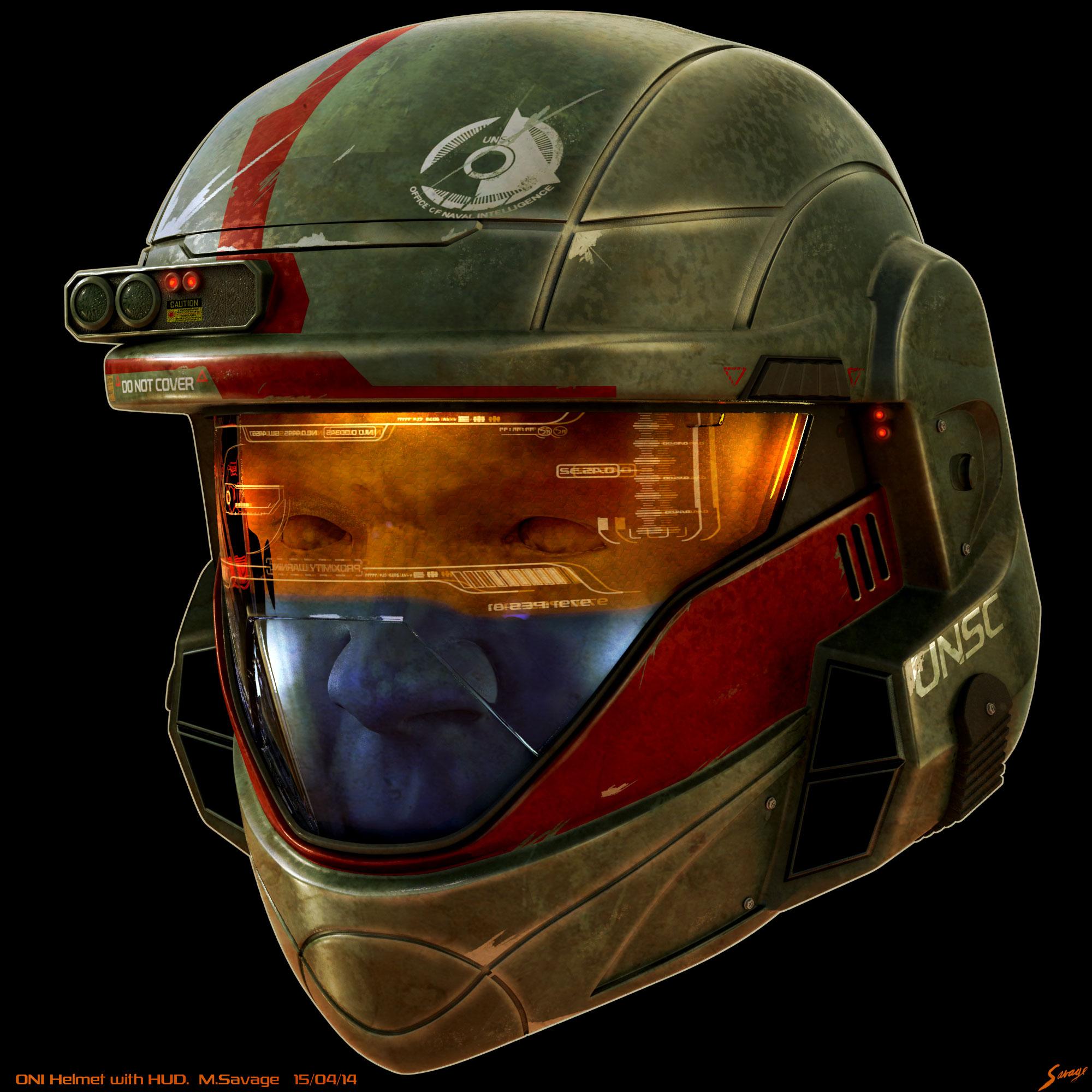 Halo Nightfall Matthew Savage Concept Artist