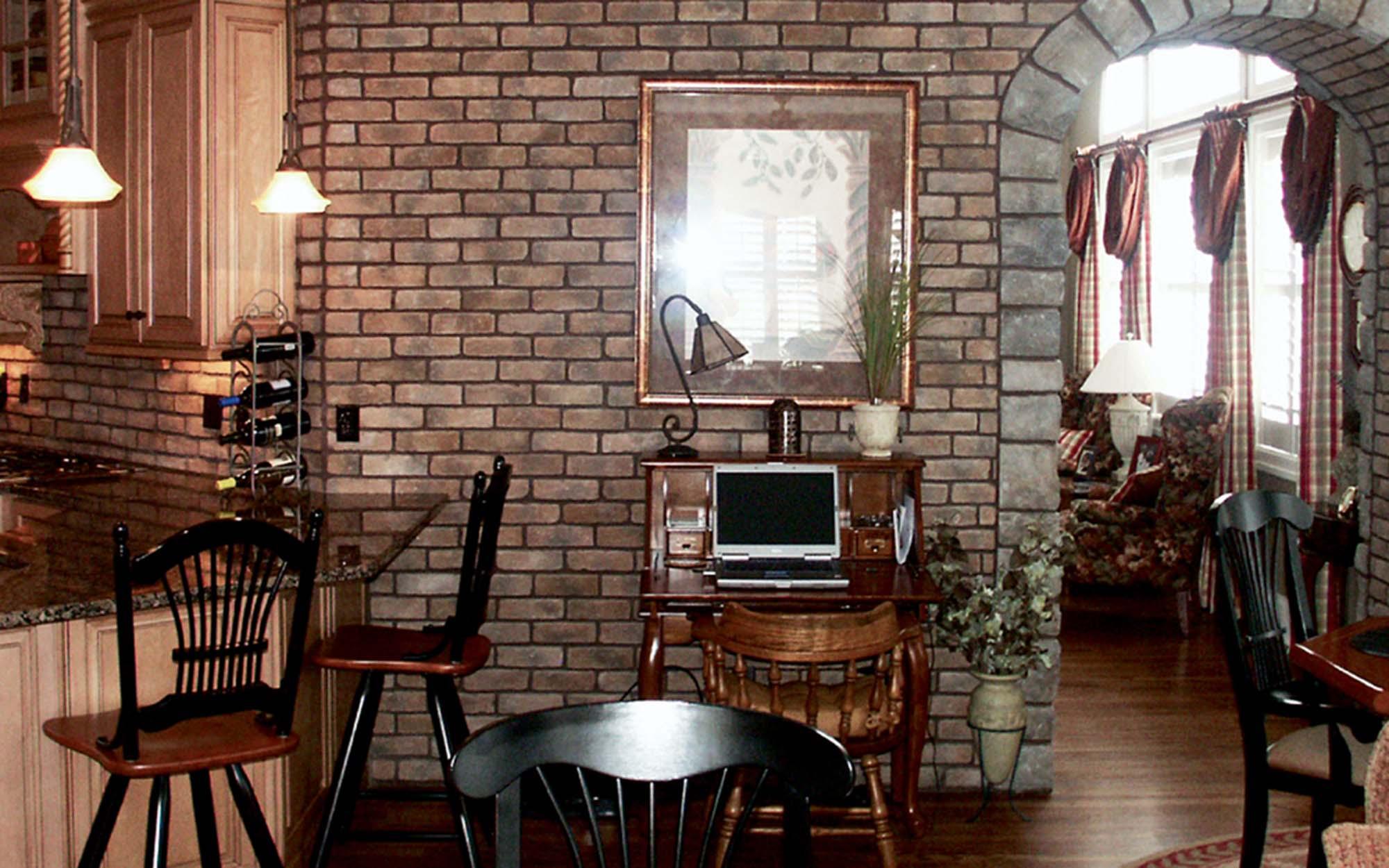 Coronado Stone Thin Brick - Coronado Stone has multiple colors and shapes of of their manufactured thin brick.