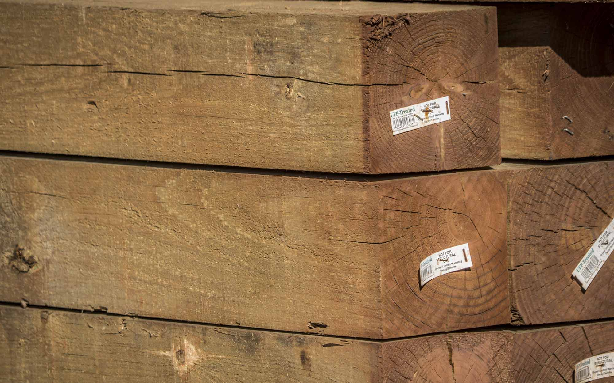 C&C Sand and Stone Co. Landscape Timbers.jpg