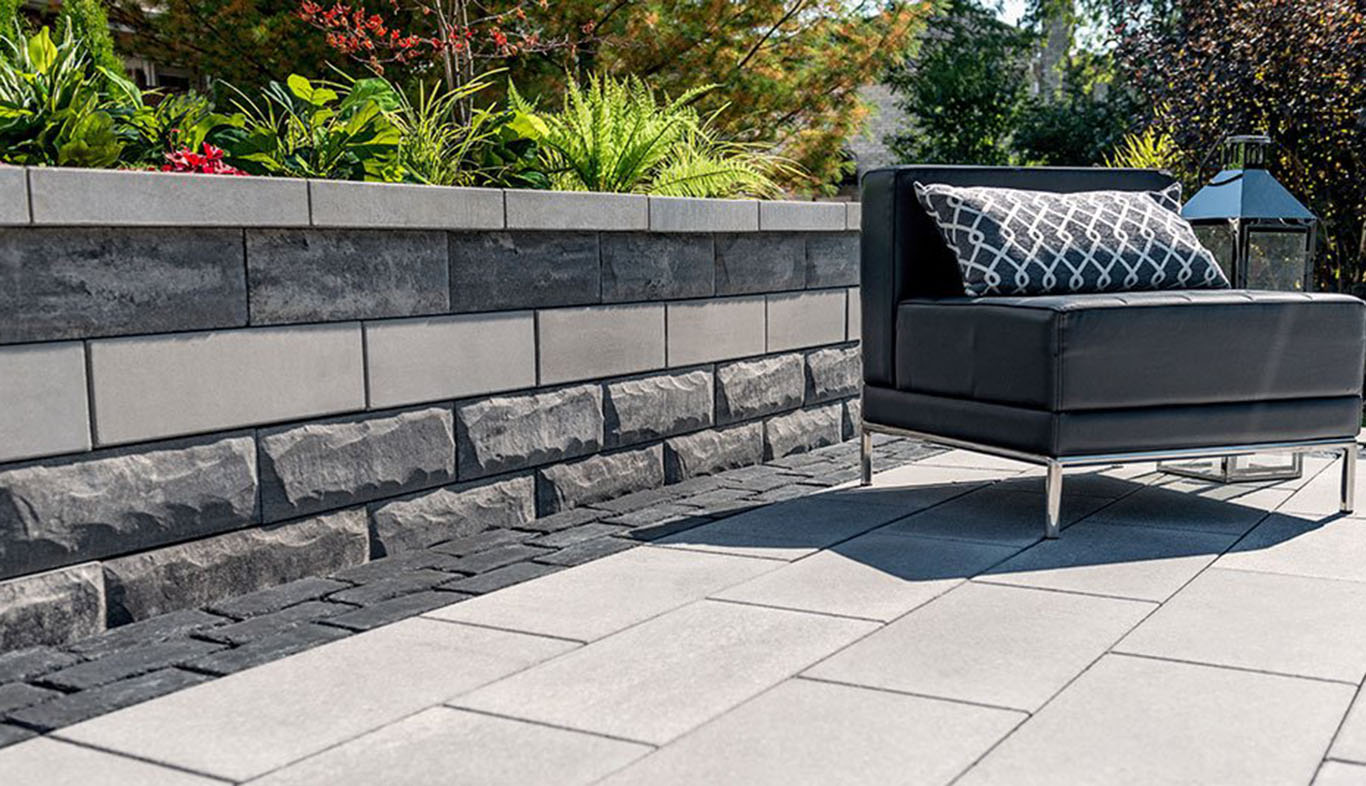 Unilock Retaining Walls - Unilock offers a unique look in the retaining wall world. Introducing U-Cara, by Unilock.