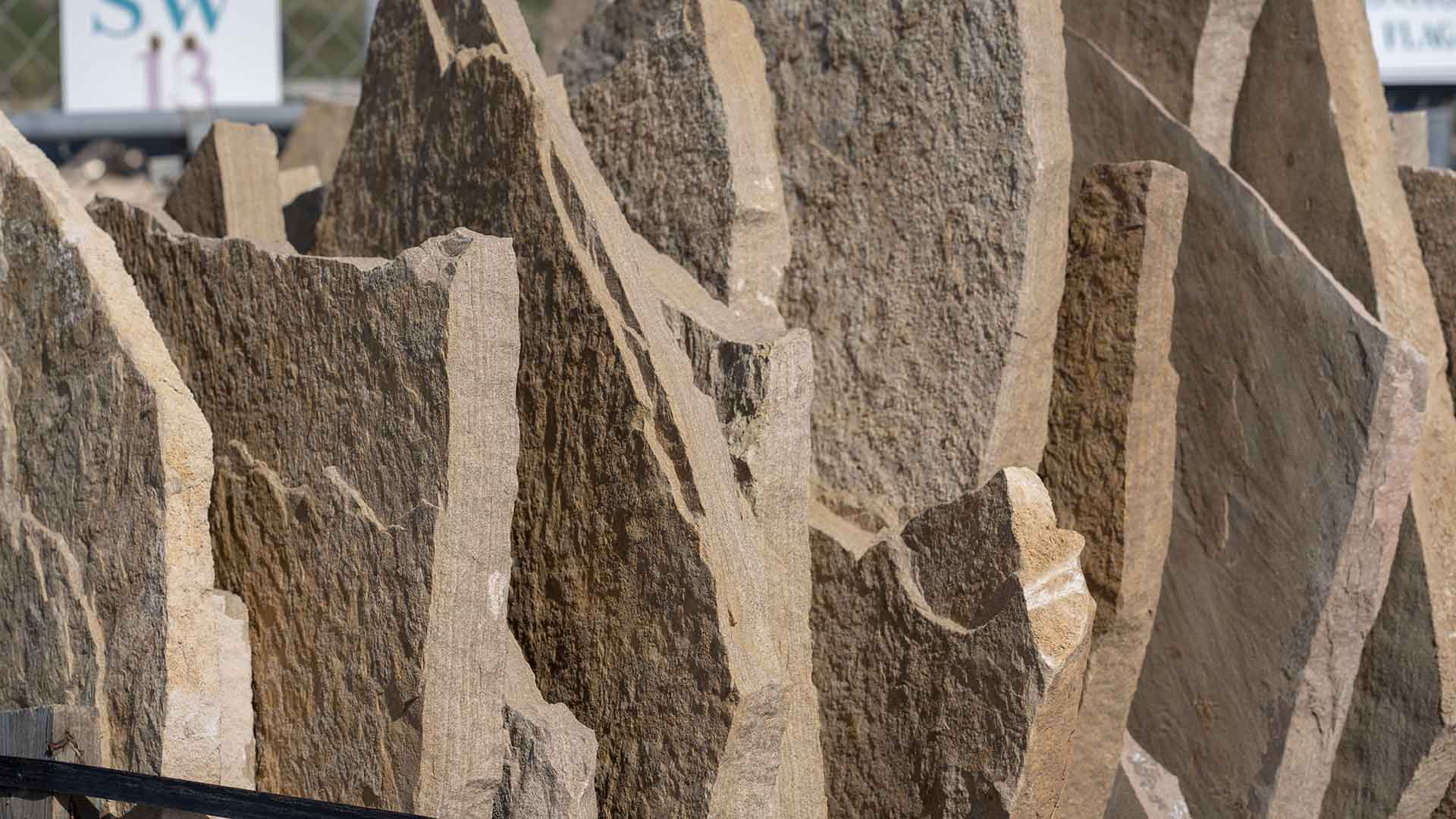 Rocky Mountain Buff Flagstone