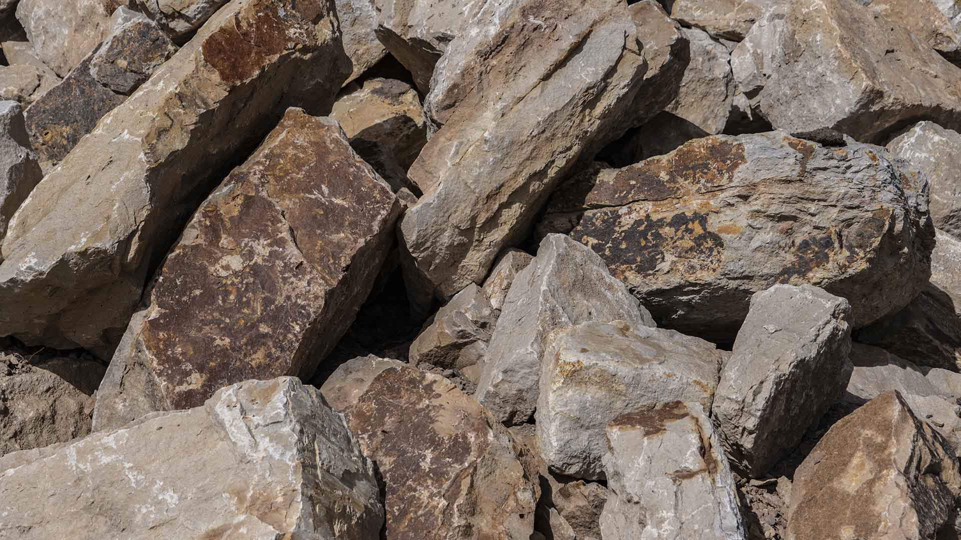 Siloam Stone Boulders