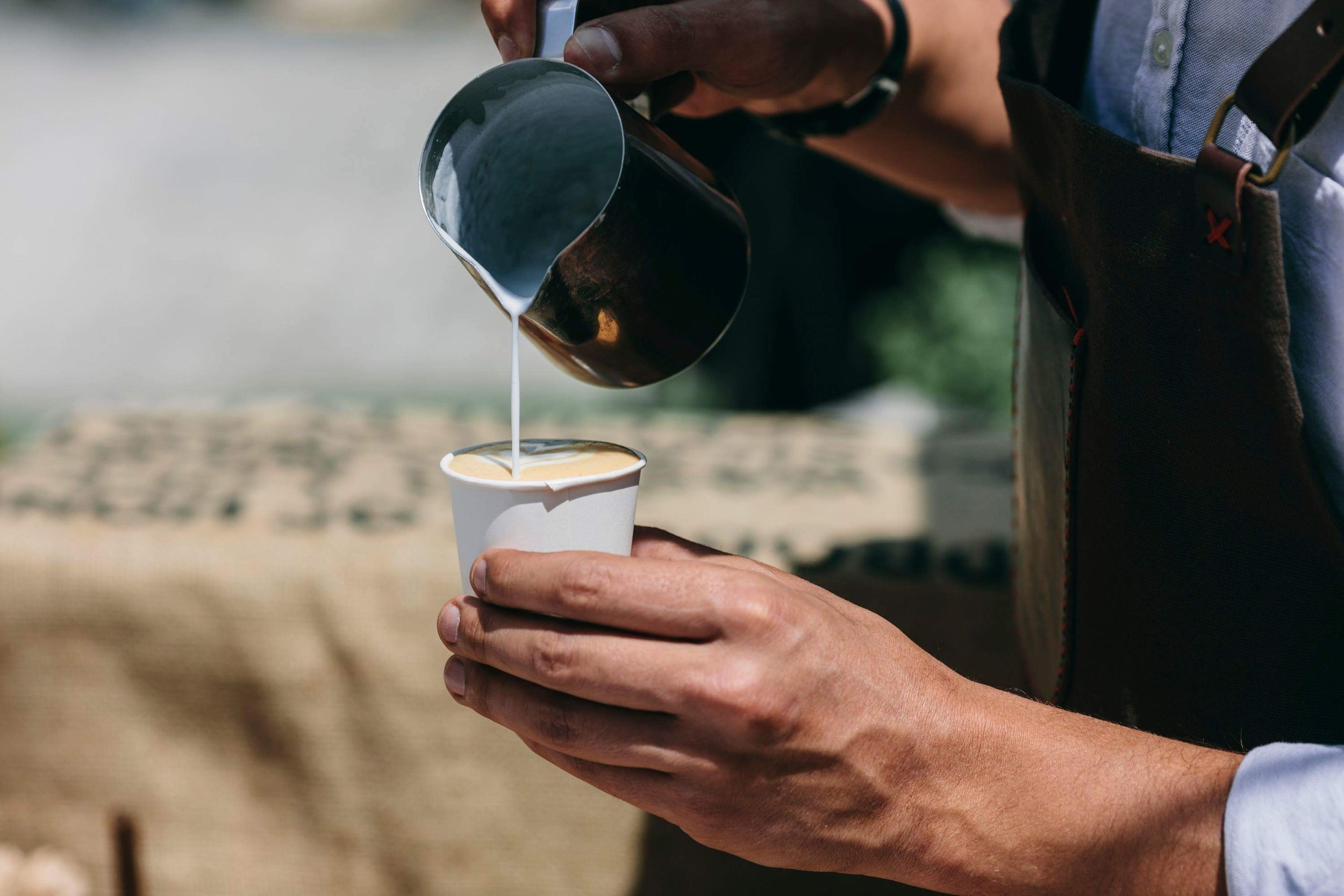 """The services include: - Assembly and disassembly of the Coffee Truck or Coffee Stands.Menu, uniforms, cups and personalisation of the same stand.Specialty coffee roasted by """"LA CHERRY"""" and special teas."""