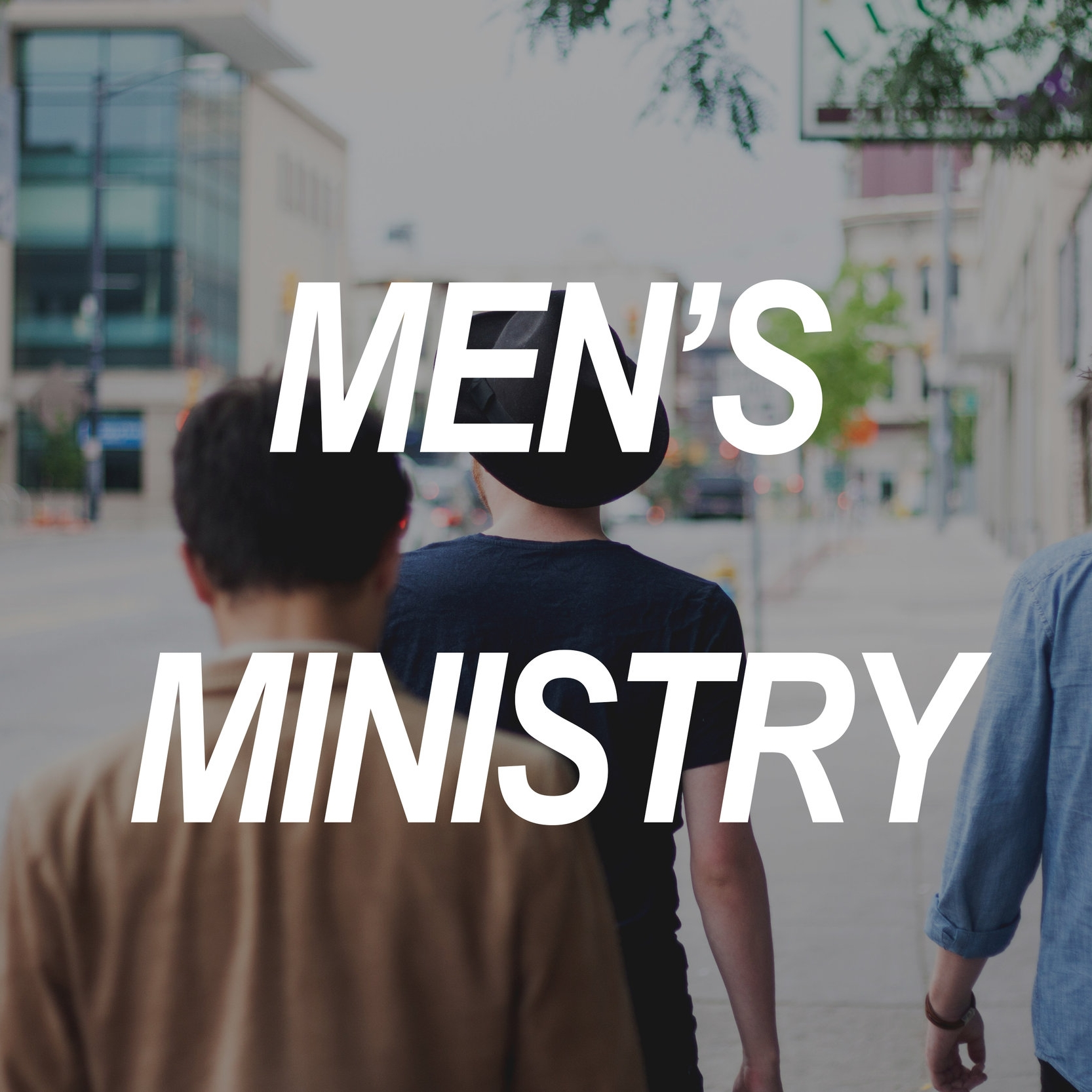 MEN'S MINISTRY   Fellow men, we invite you to our monthly Saturday Breakfast. It is a place of to build godly relationships, a space where candid, yet relevant, conversations are discussed among brothers for the purpose of sharpening, challenging, and encouraging one another.   1st SATURDAYS | 8:30 AM YOUTH CENTER