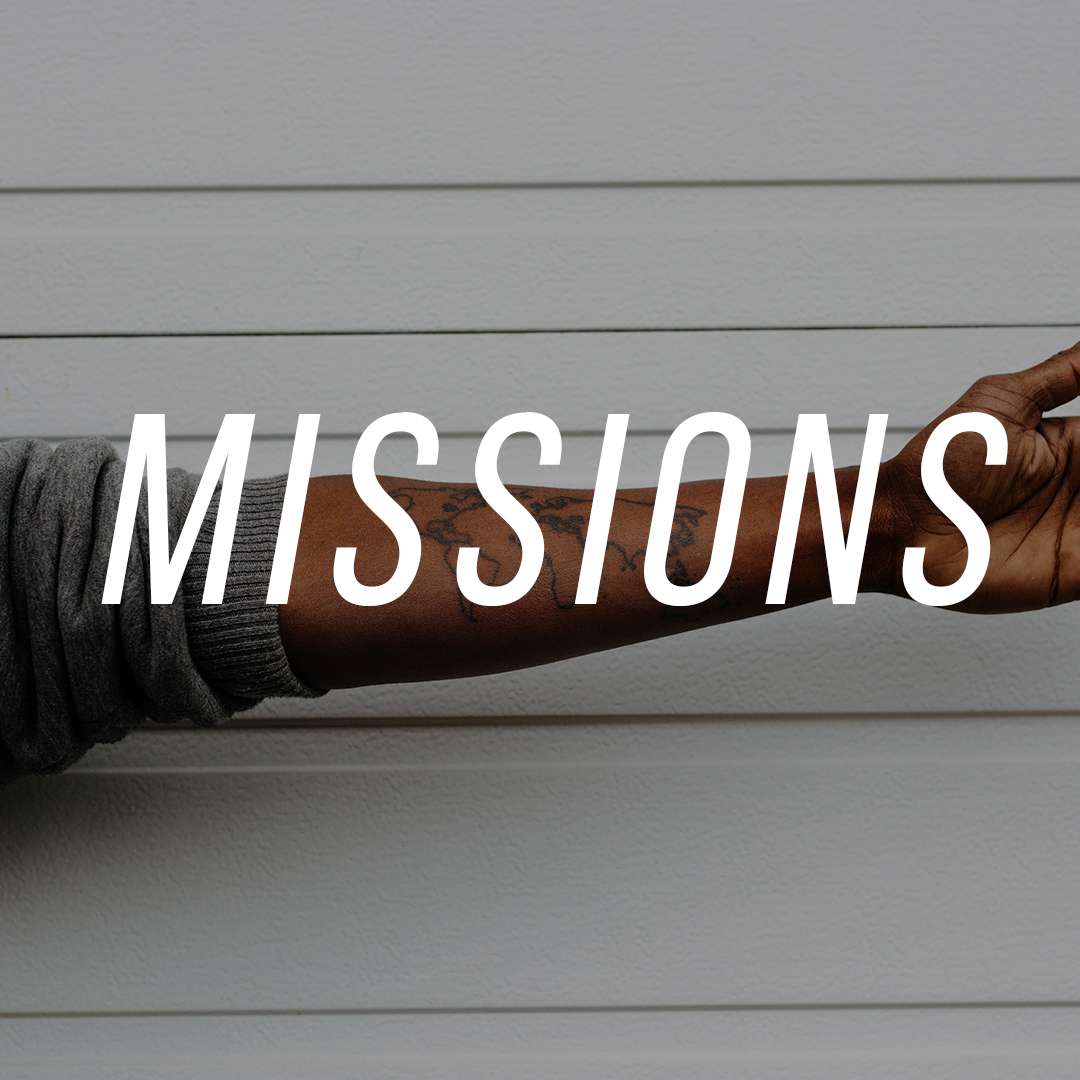 MISSIONS   One of Jesus's charge to His Church was to go to the ends of the world and share the Good News. Here at TLF Church we support different missionaries from all over the world who are doing just that.    Caleb X Cambodia