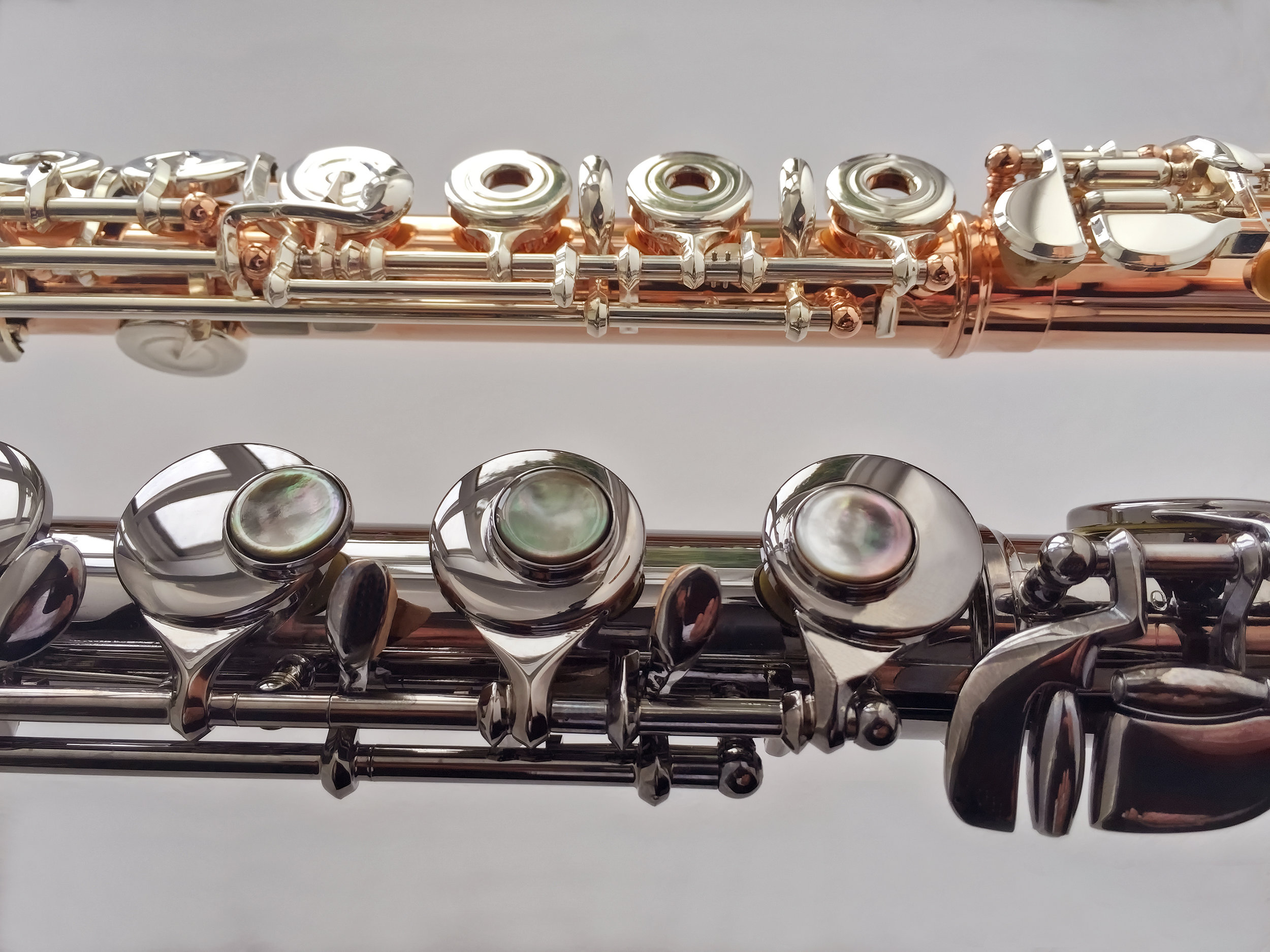 Black alto and gold plated flute.jpg