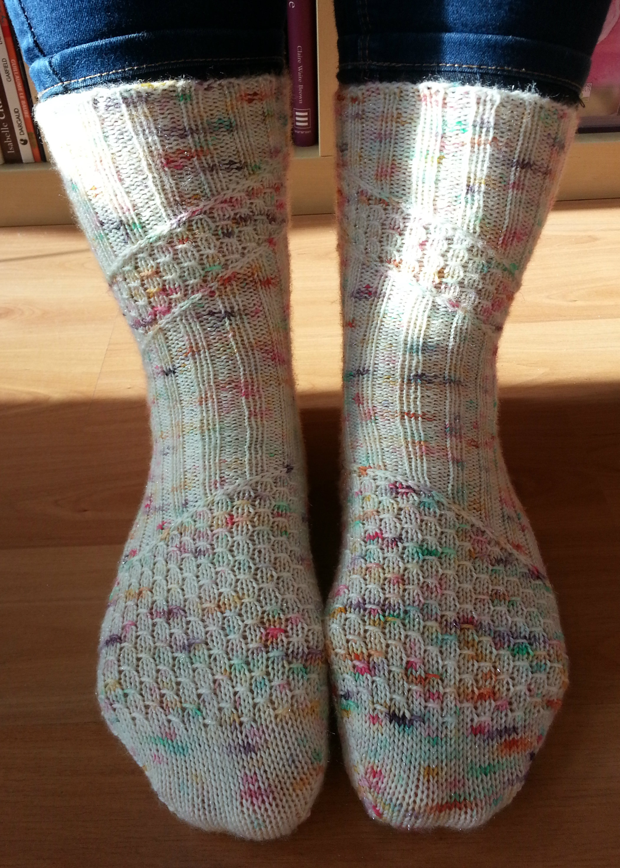 Knit Like It's 1999 de Tricot & Stitch