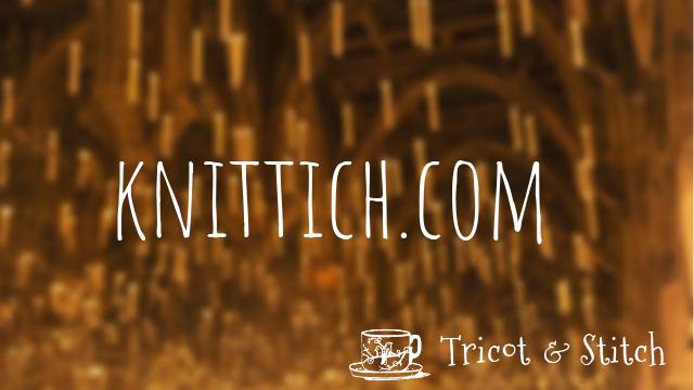 La campagne de financement du site Knittich.com sur Ulule