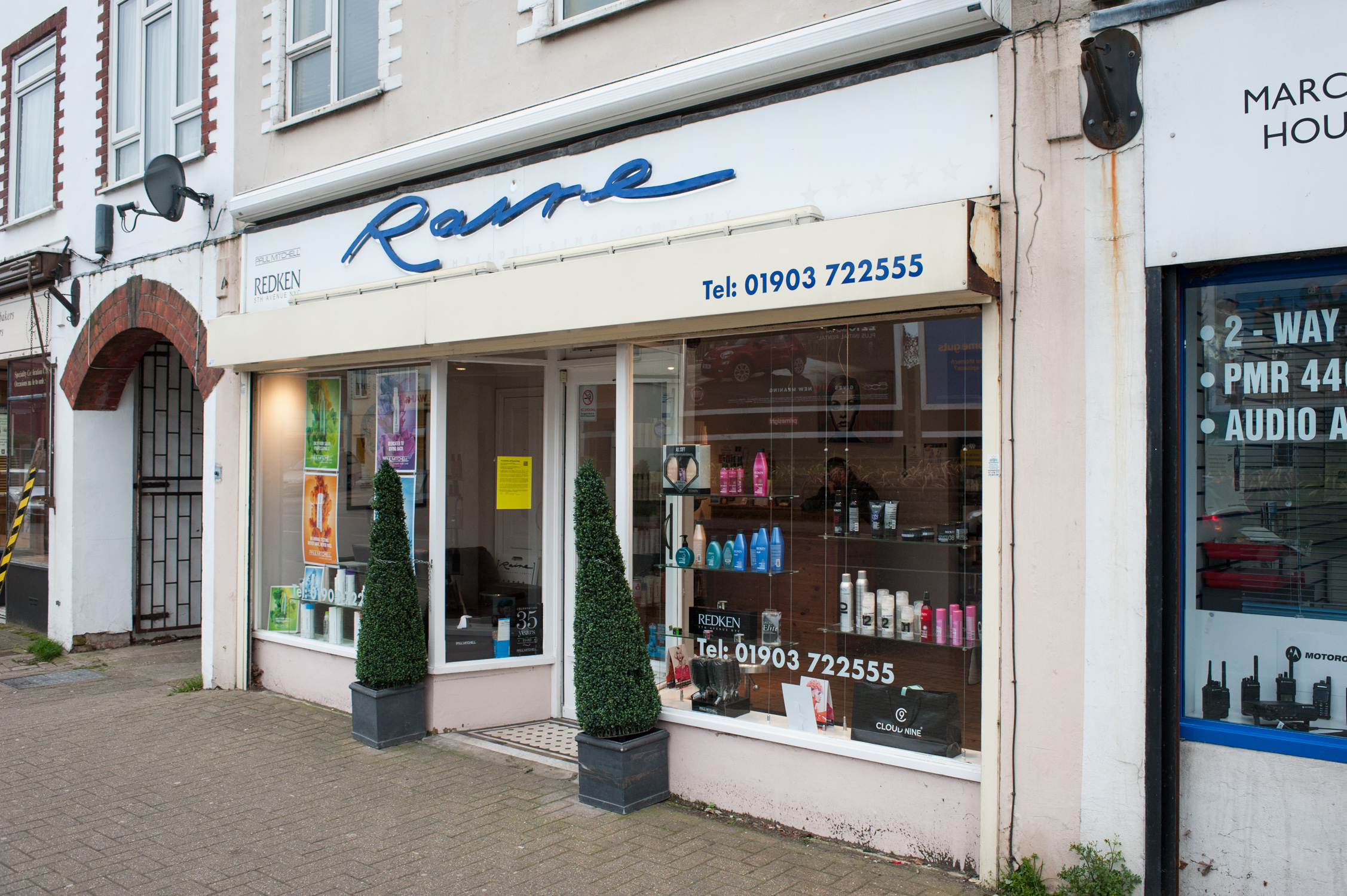 Raire Hairdressing
