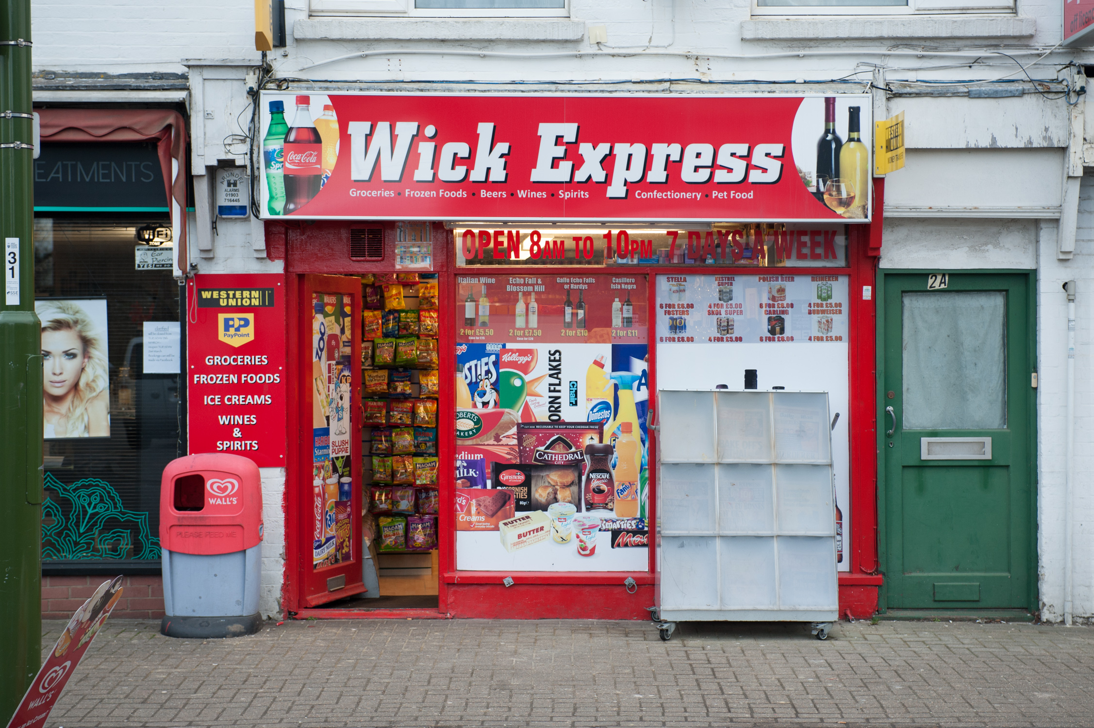 Wick Express